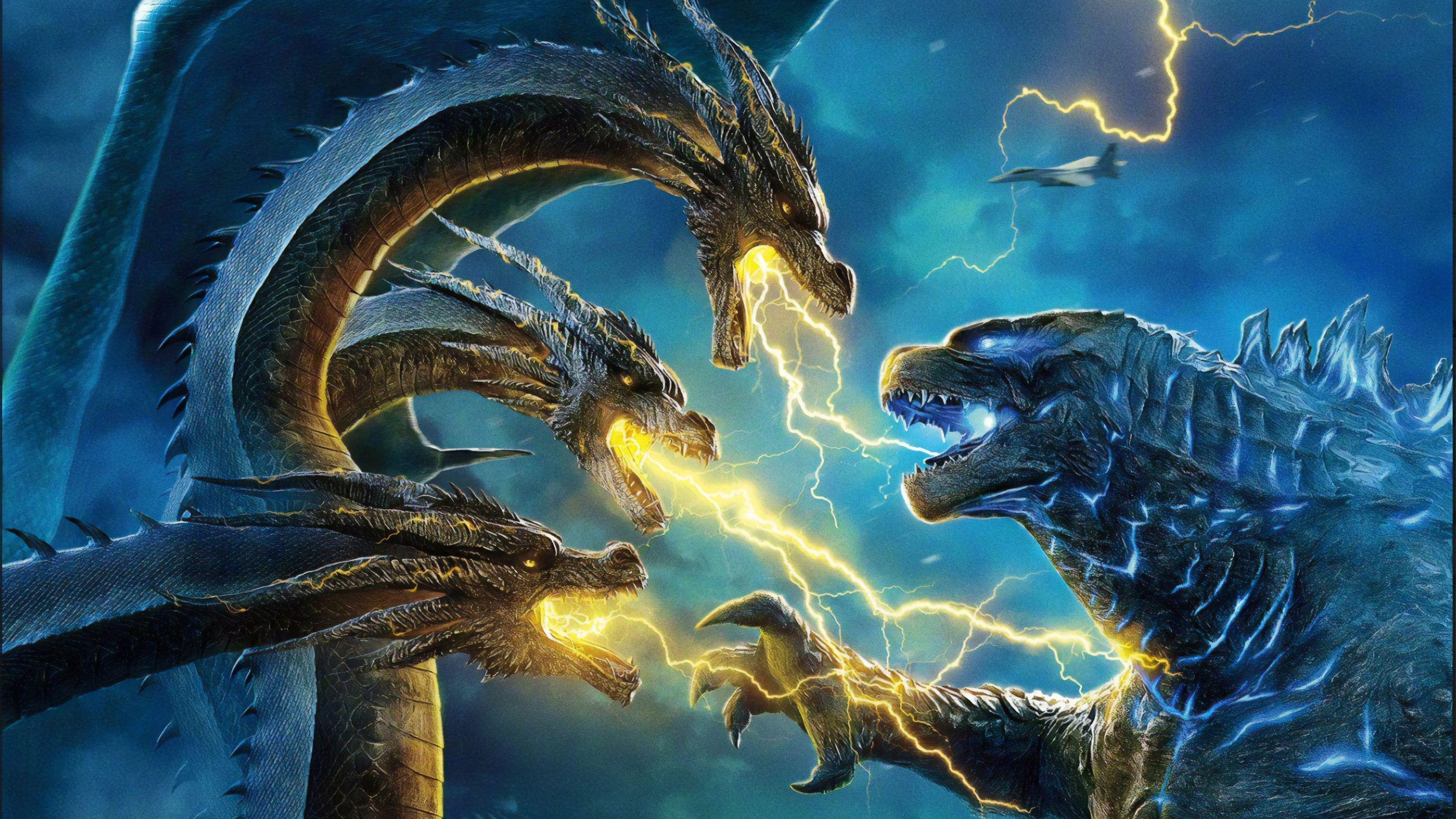 Godzilla King Of The Monsters Wallpapers Top Free Godzilla
