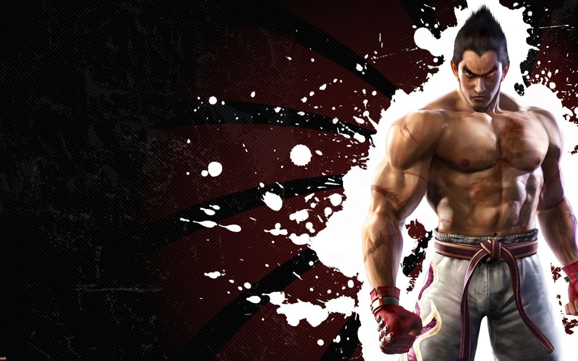 Kazuya Wallpapers Top Free Kazuya Backgrounds Wallpaperaccess