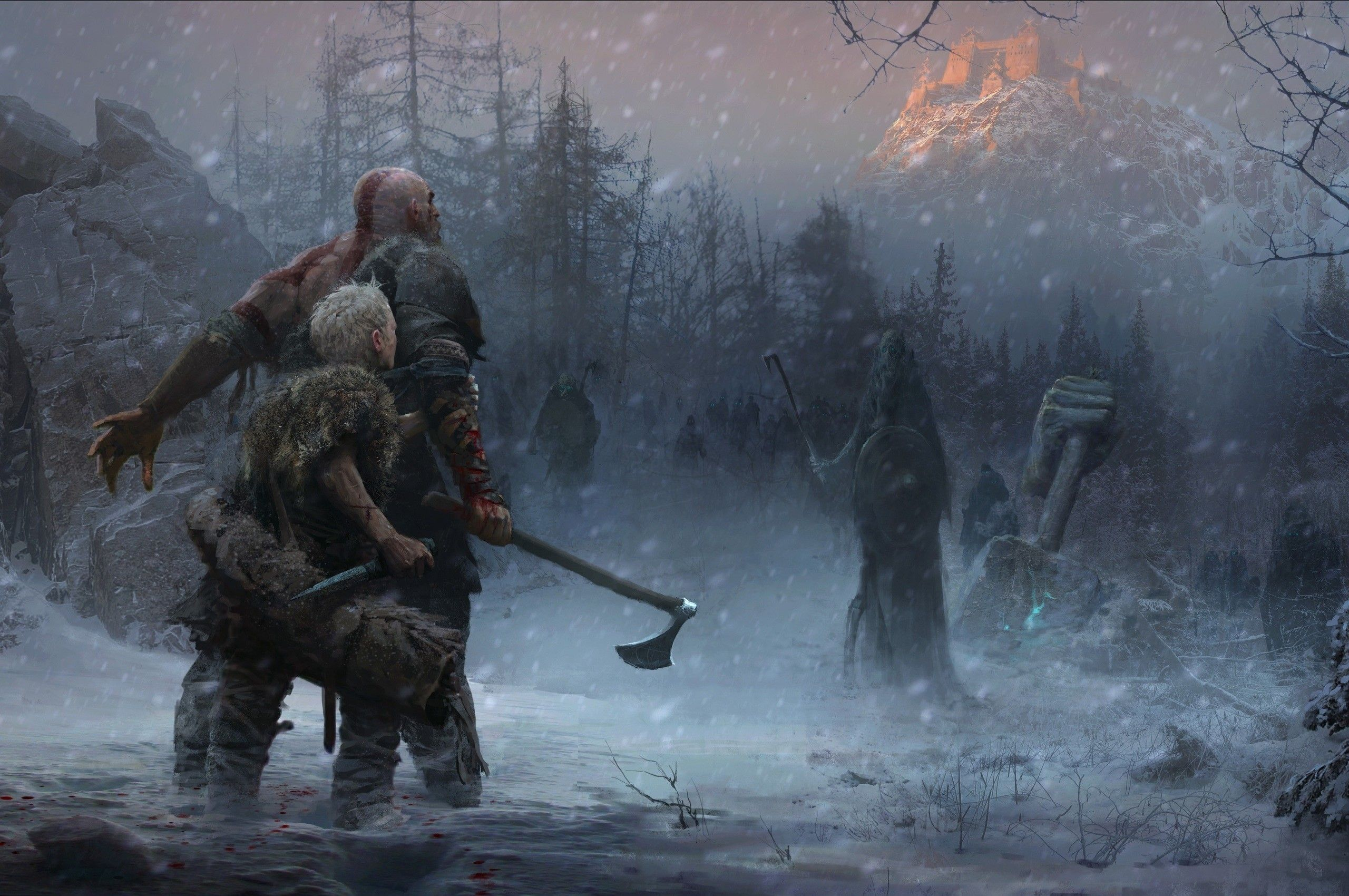 Viking Battle Wallpapers Top Free Viking Battle Backgrounds Wallpaperaccess