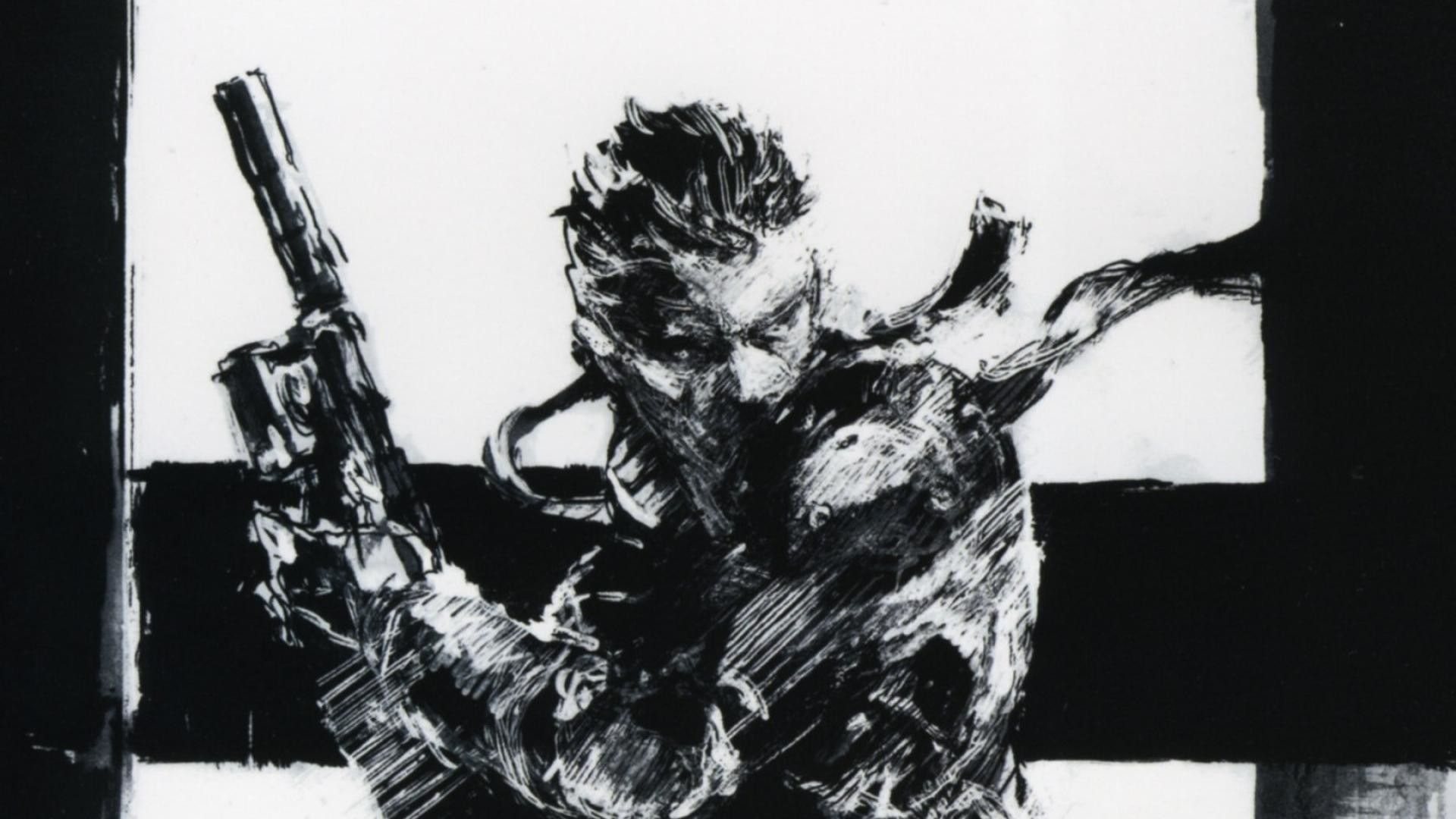 Solid Snake Wallpapers Top Free Solid Snake Backgrounds