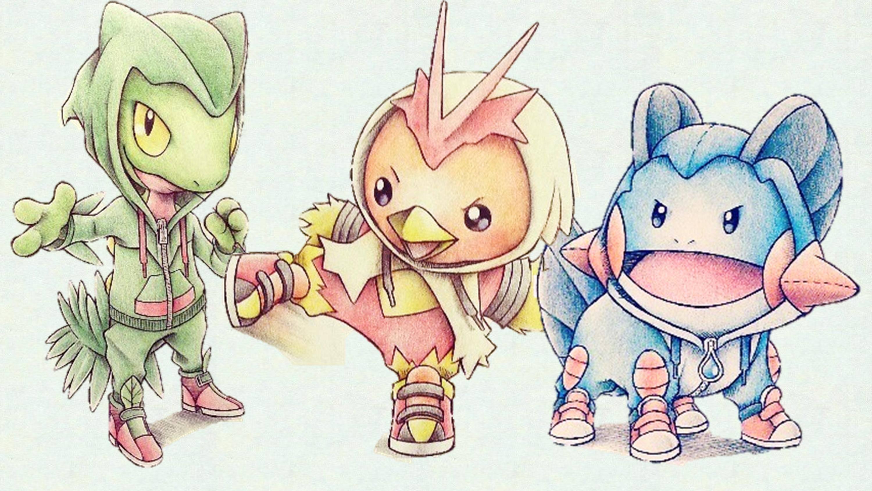 Cute Starter Pokemon Wallpapers Top Free Cute Starter