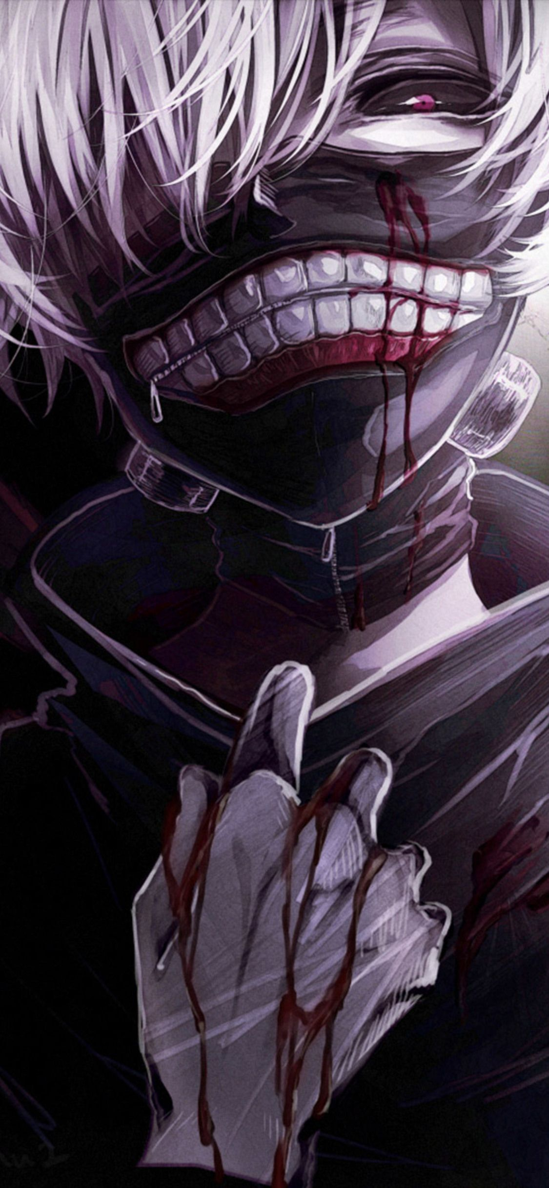 46 Best Free 4k Tokyo Ghoul Iphone Wallpapers Wallpaperaccess