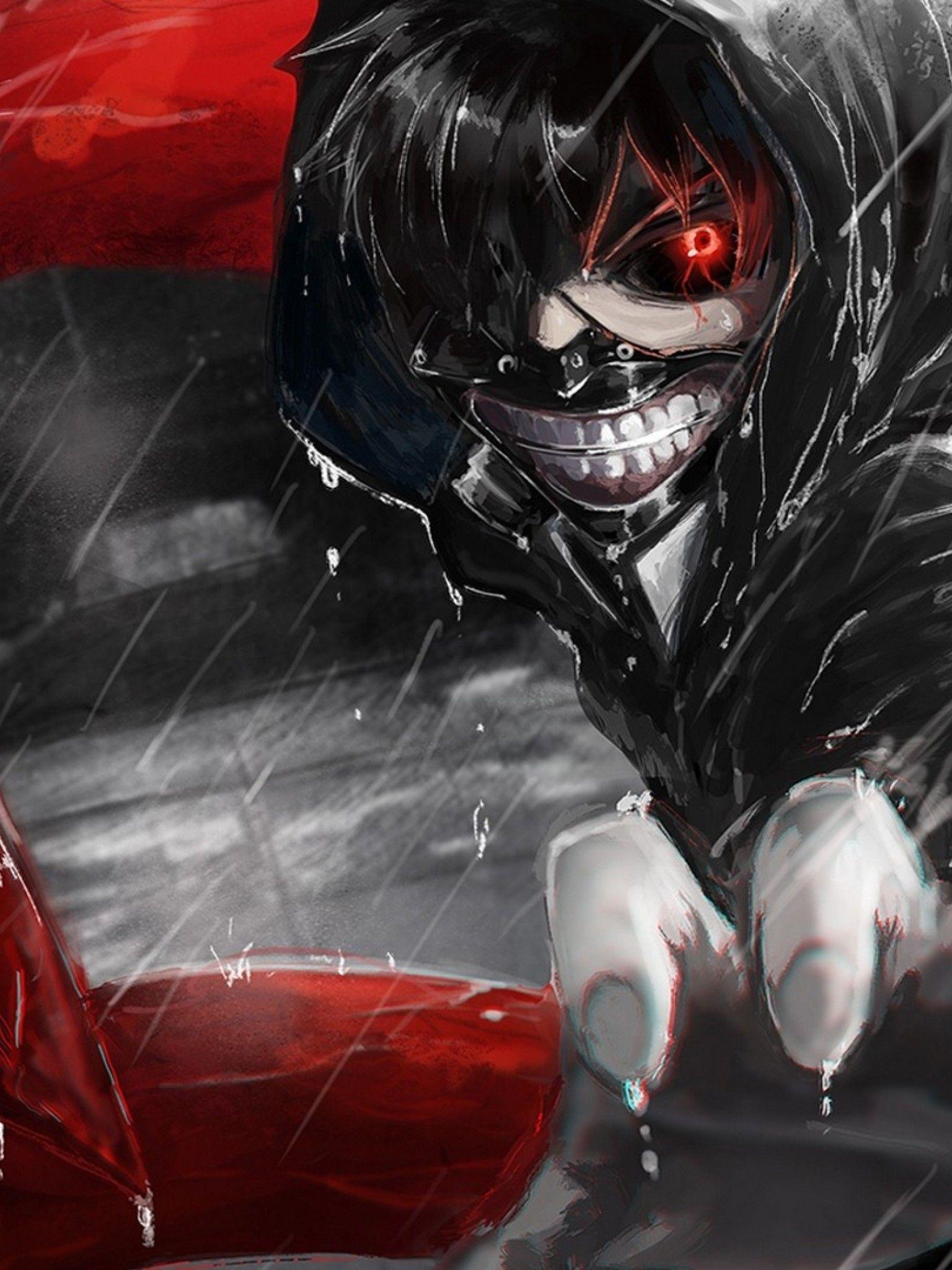 4K Tokyo Ghoul iPhone Wallpapers - Top Free 4K Tokyo Ghoul iPhone Backgrounds - WallpaperAccess