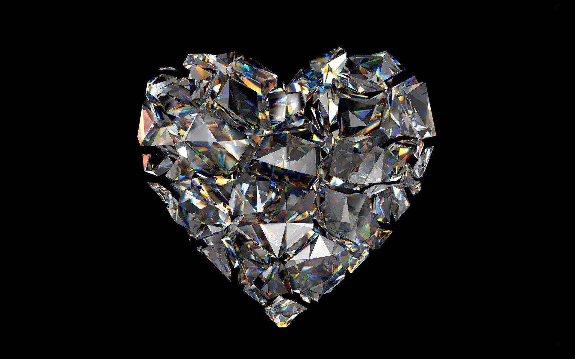 Diamond Wallpapers Top Free Diamond Backgrounds Wallpaperaccess