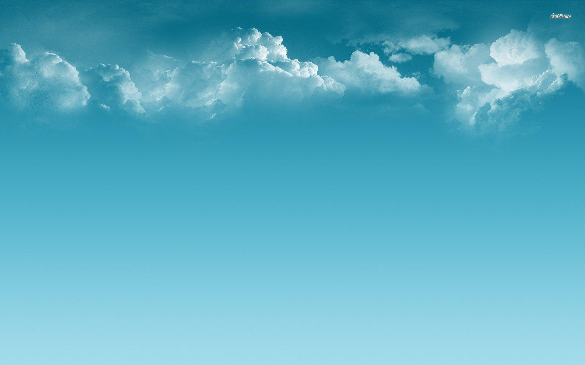 Blue Sky Wallpapers Top Free Blue Sky Backgrounds Wallpaperaccess