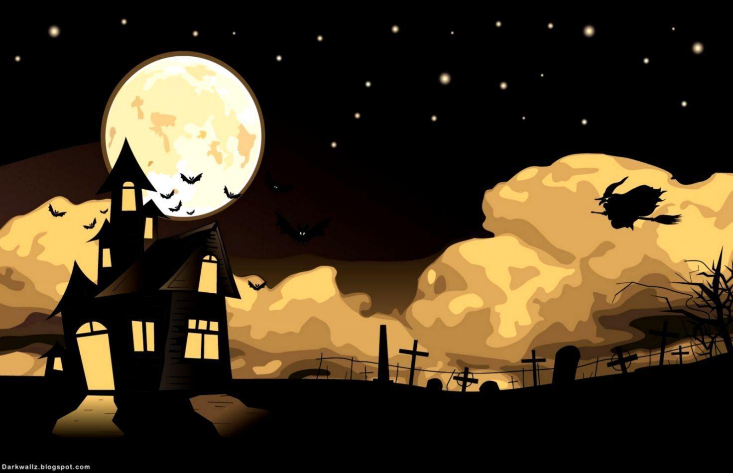 Cute Halloween Wallpapers Top Free Cute Halloween Backgrounds Wallpaperaccess