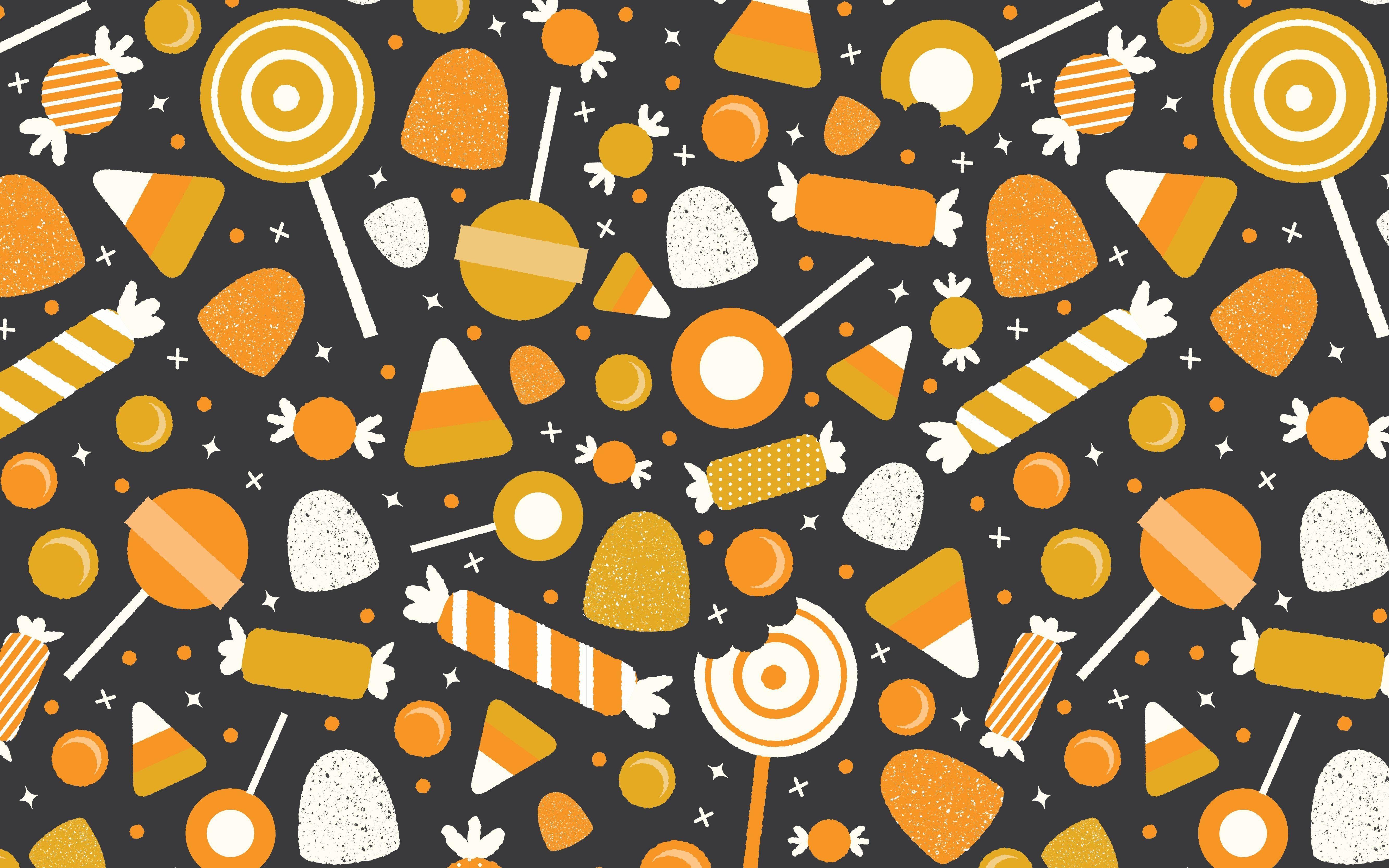 Cute Halloween Desktop Wallpapers - Top Free Cute ...