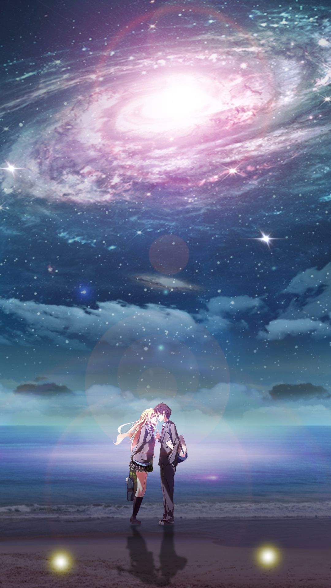 Your Lie In April Iphone Wallpapers Top Free Your Lie In April