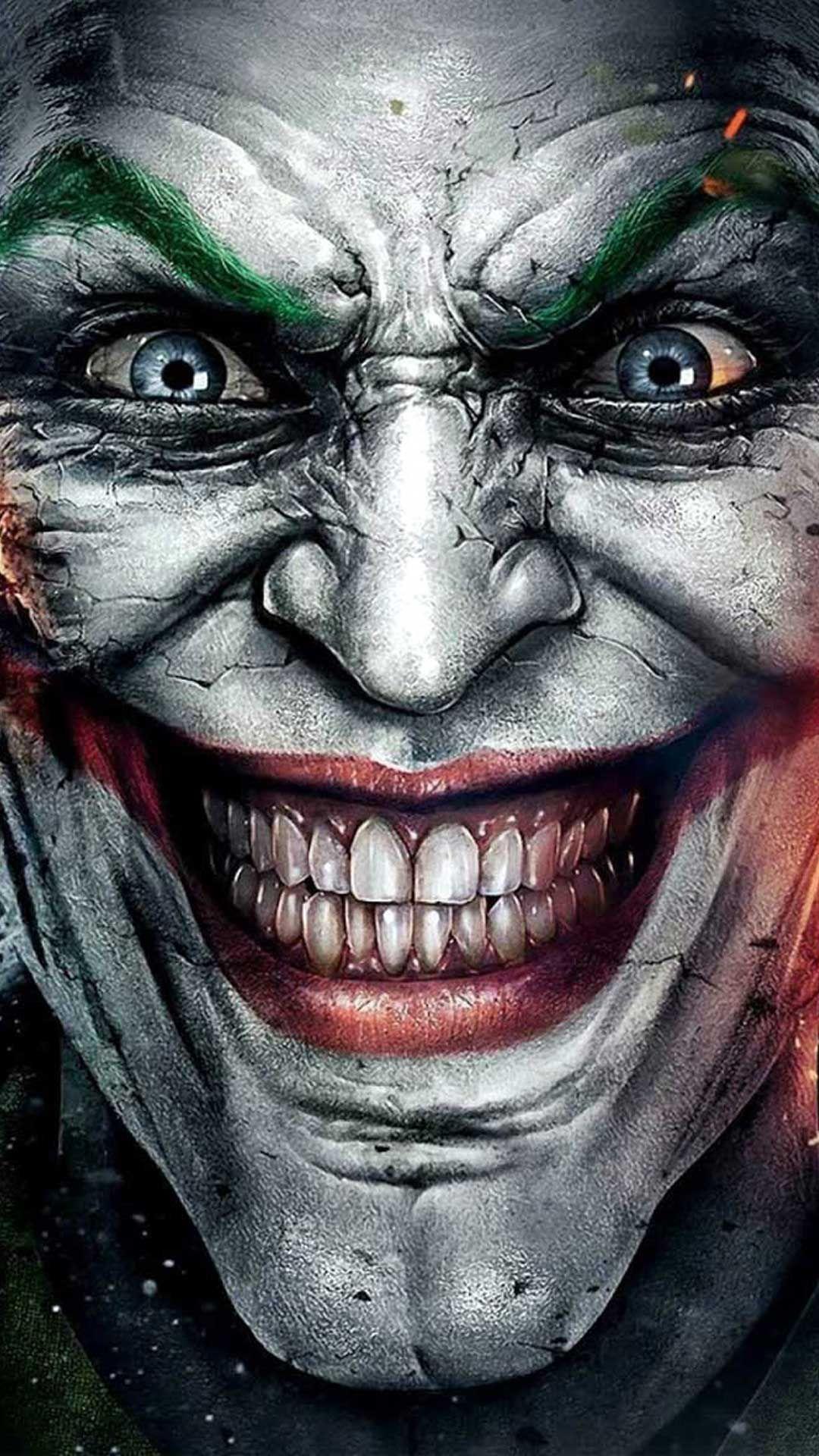 3d Joker Iphone Wallpapers Top Free 3d Joker Iphone Backgrounds Wallpaperaccess