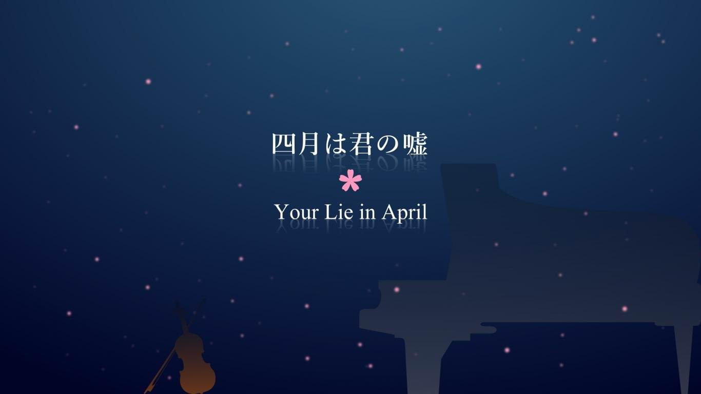 Your Lie In April Wallpapers Top Free Your Lie In April