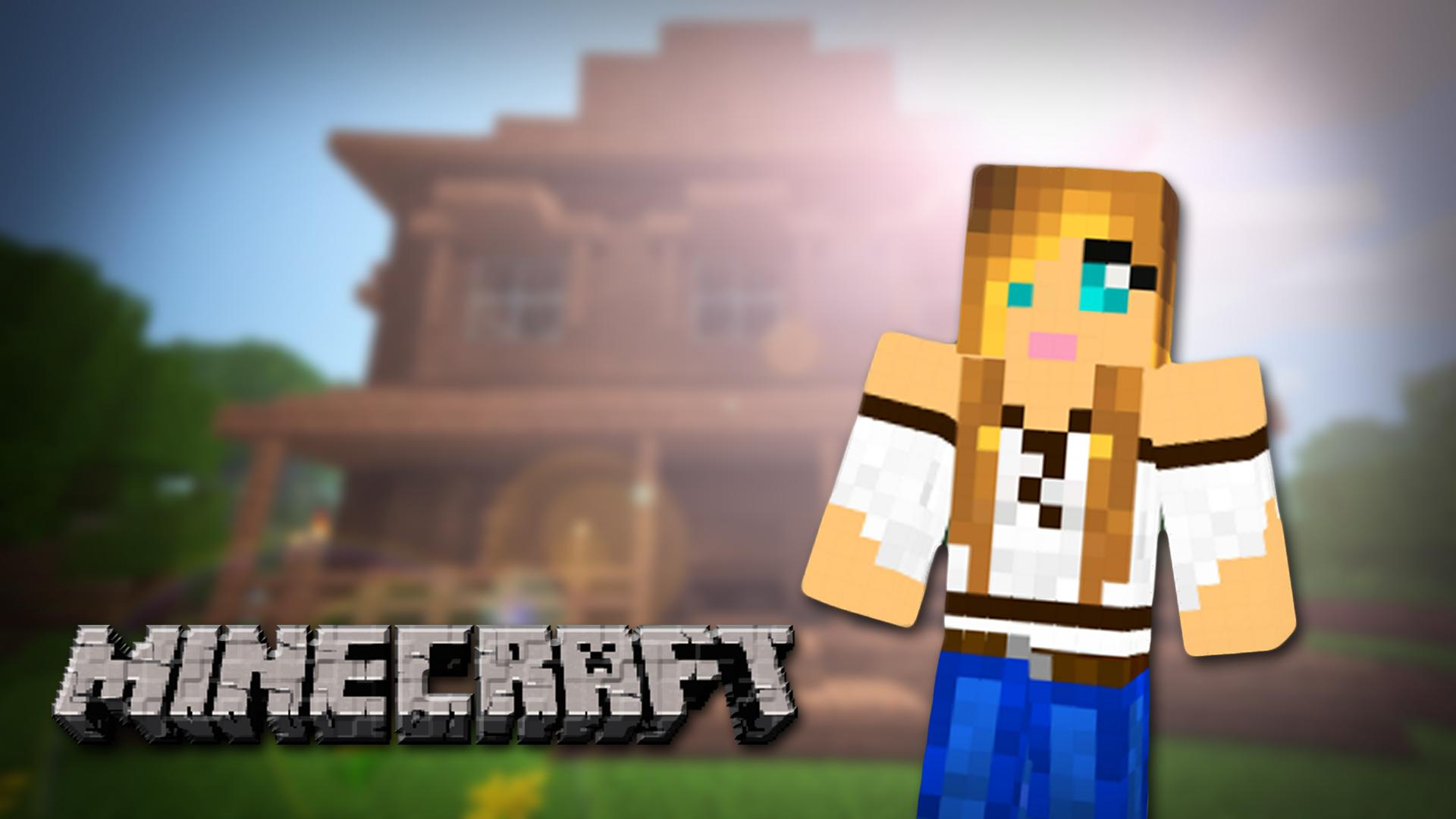 Minecraft Girl Wallpapers Top Free Minecraft Girl Backgrounds
