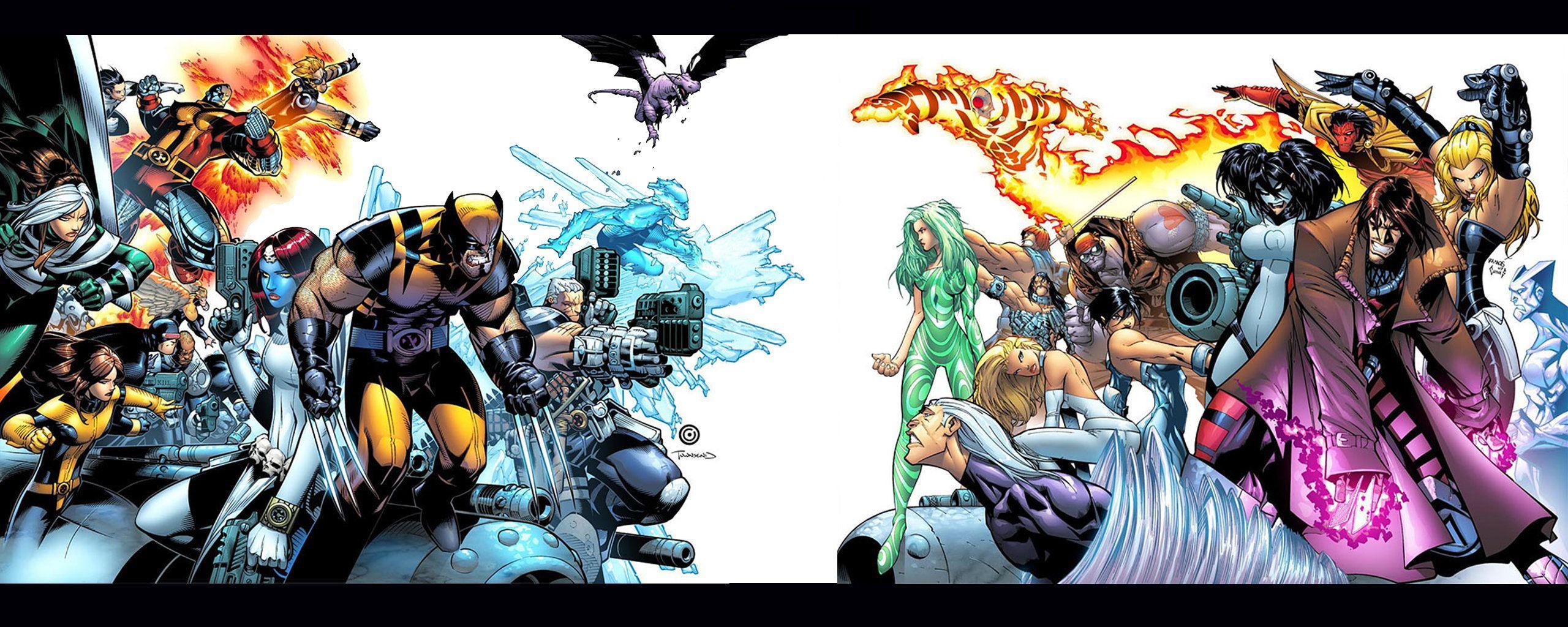 Superhero Dual Screen Wallpapers Top Free Superhero Dual