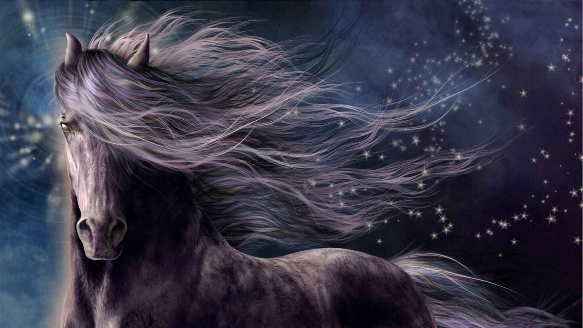 Horse Art Wallpapers Top Free Horse Art Backgrounds Wallpaperaccess