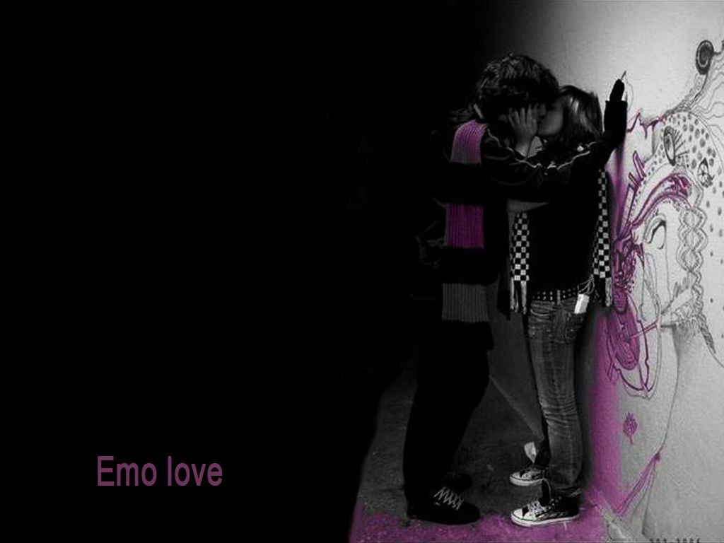 Emo Love Wallpapers Top Free Emo Love Backgrounds