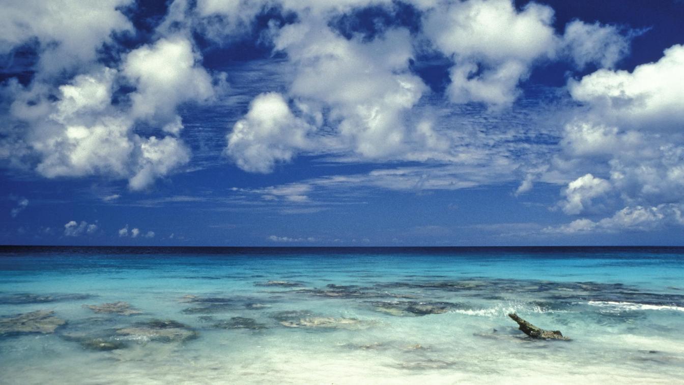 44 best free caribbean beach desktop wallpapers - wallpaperaccess