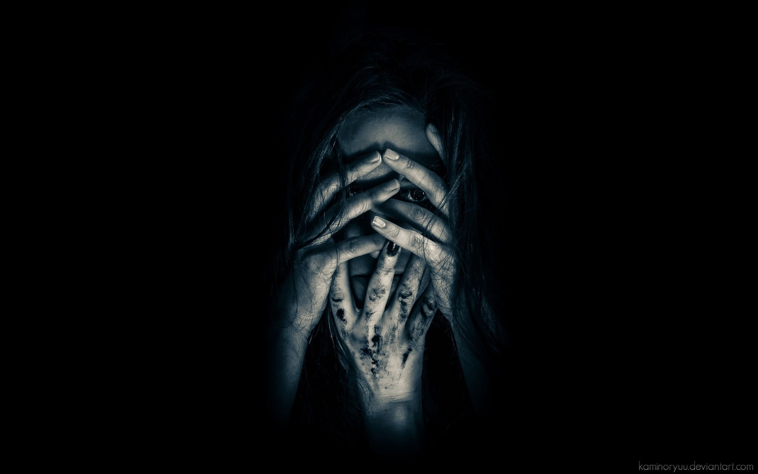 Creepy Dark Wallpapers - Top Free