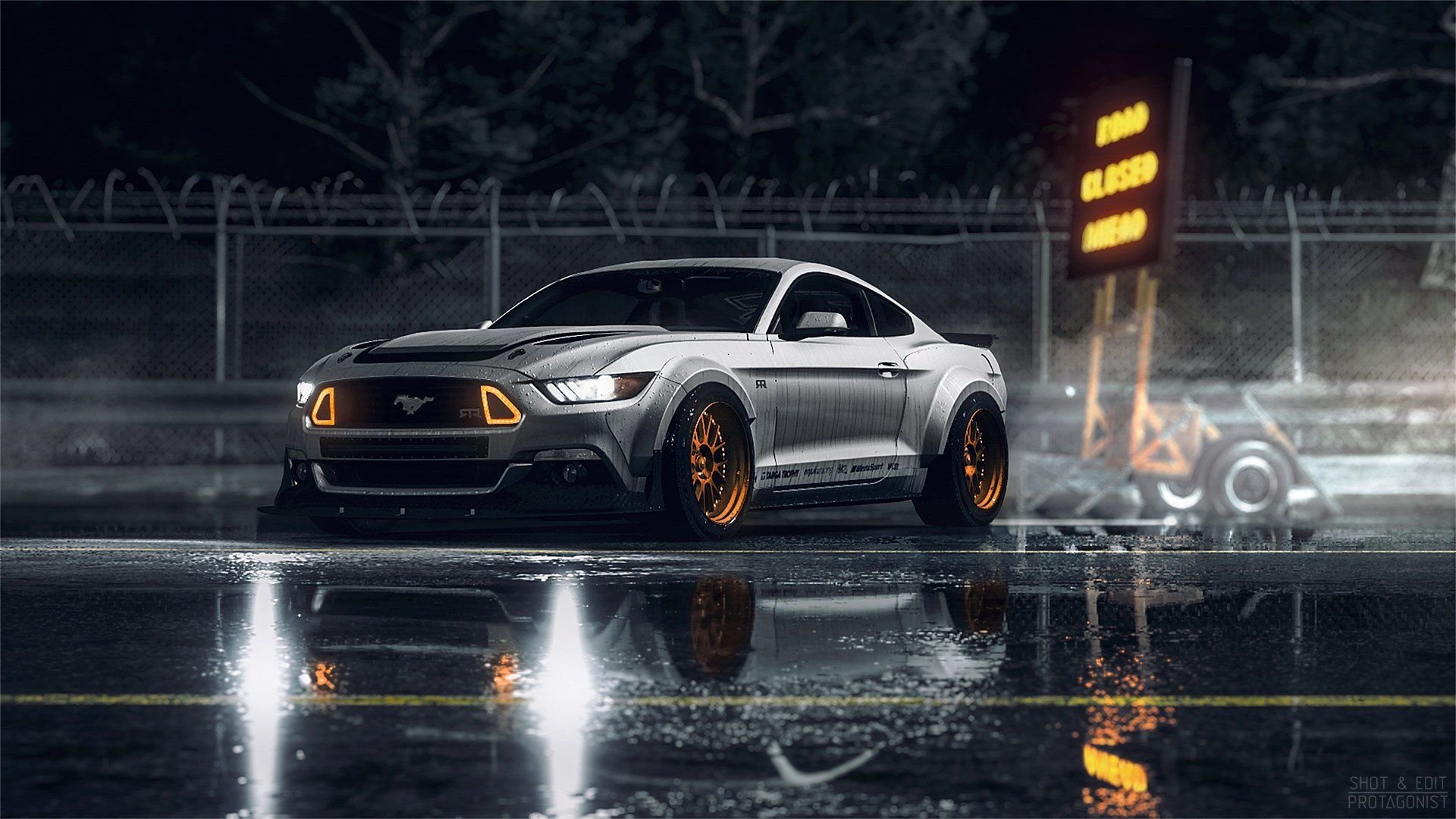 Ford Mustang Rtr Wallpapers Top Free Ford Mustang Rtr Backgrounds Wallpaperaccess