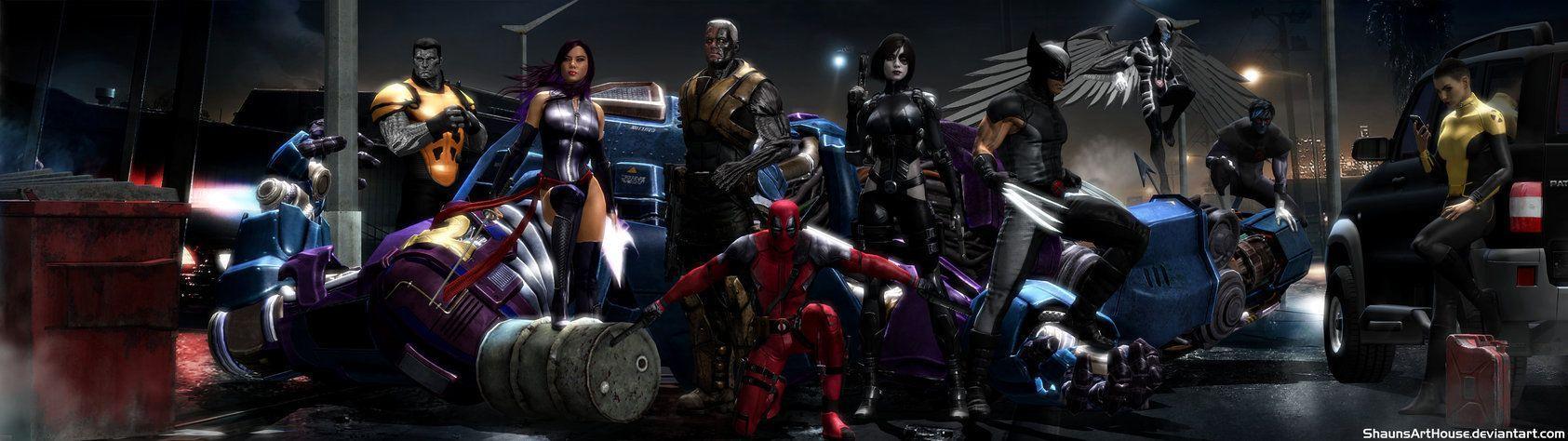 49 Best Free Deadpool 2 Screen Wallpapers