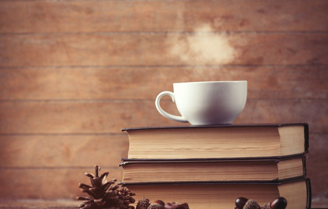 Coffee And Books Wallpapers Top Free Coffee And Books Backgrounds Wallpaperaccess