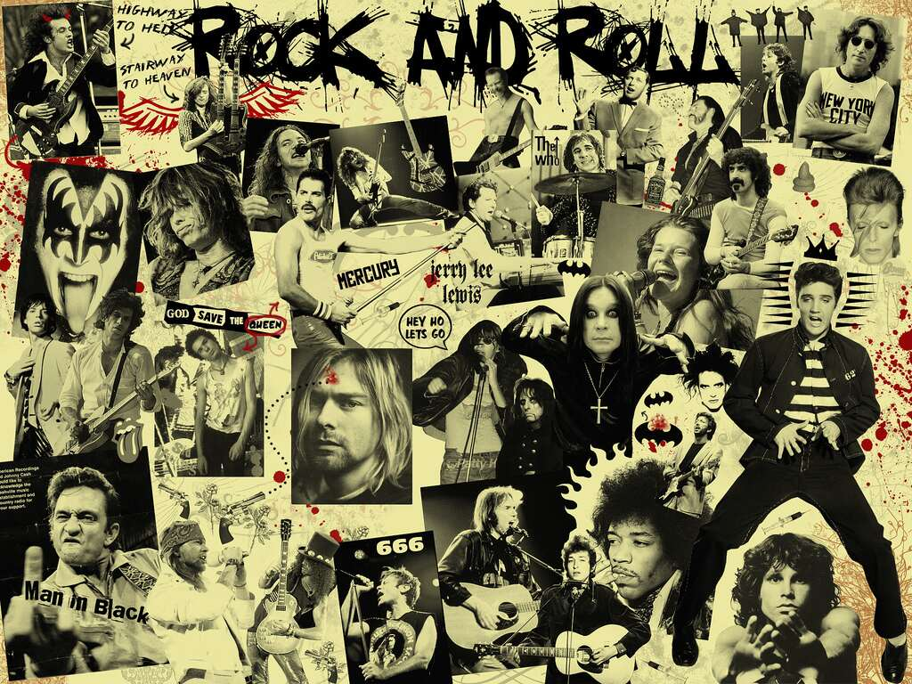 Rock And Roll Wallpapers Top Free Rock And Roll