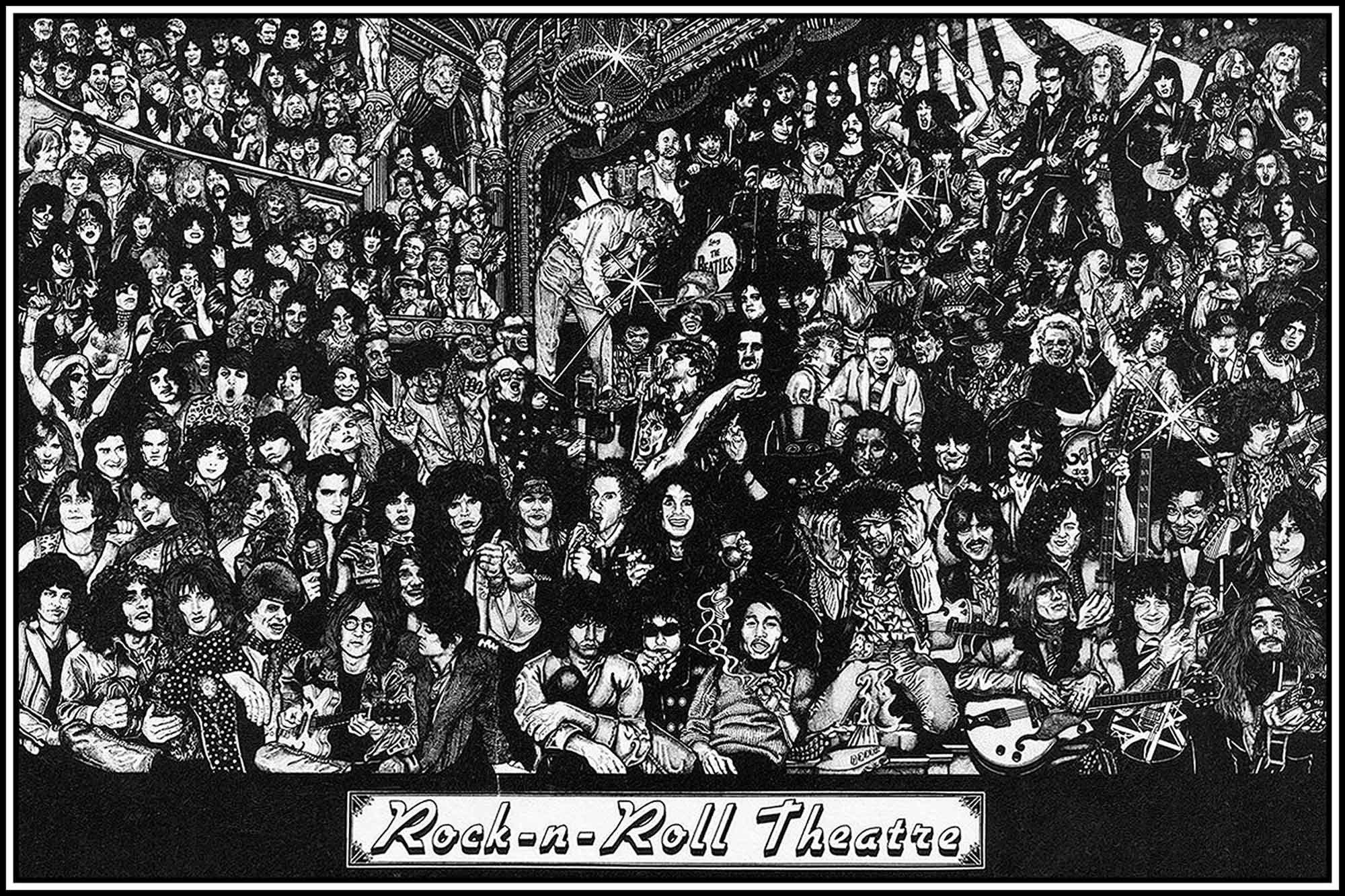 Rock N Roll Wallpapers Top Free Rock N Roll Backgrounds