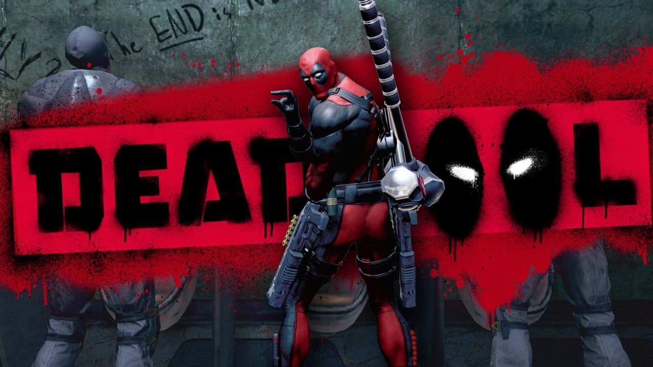 Top Free 3D Deadpool Backgrounds
