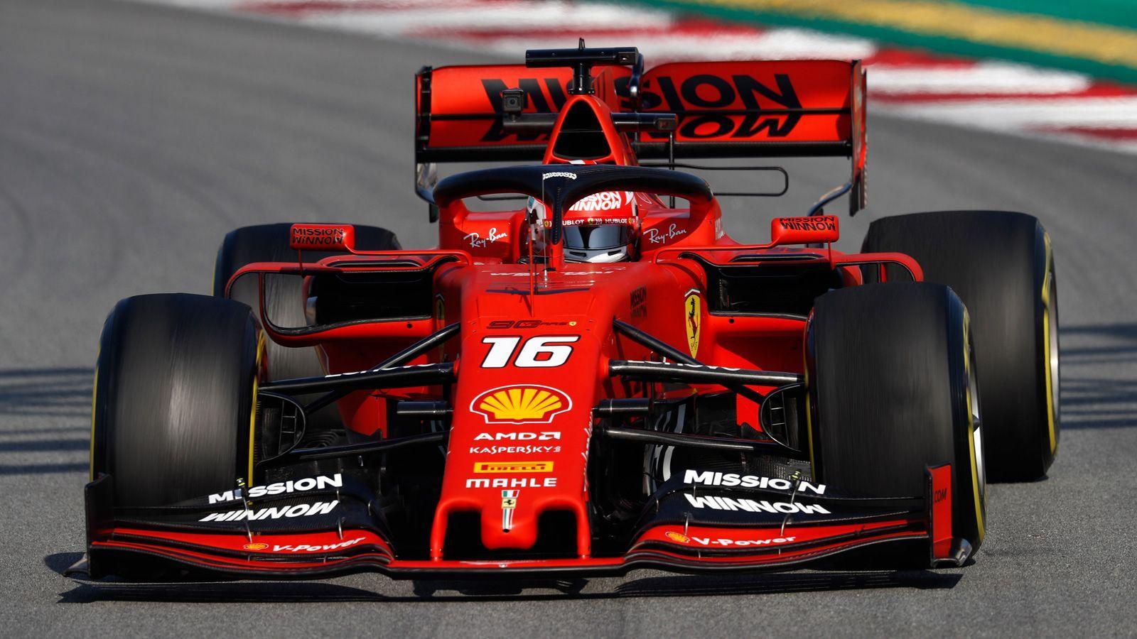 17+ F1 Ferrari Charles Leclerc Wallpaper  Pics