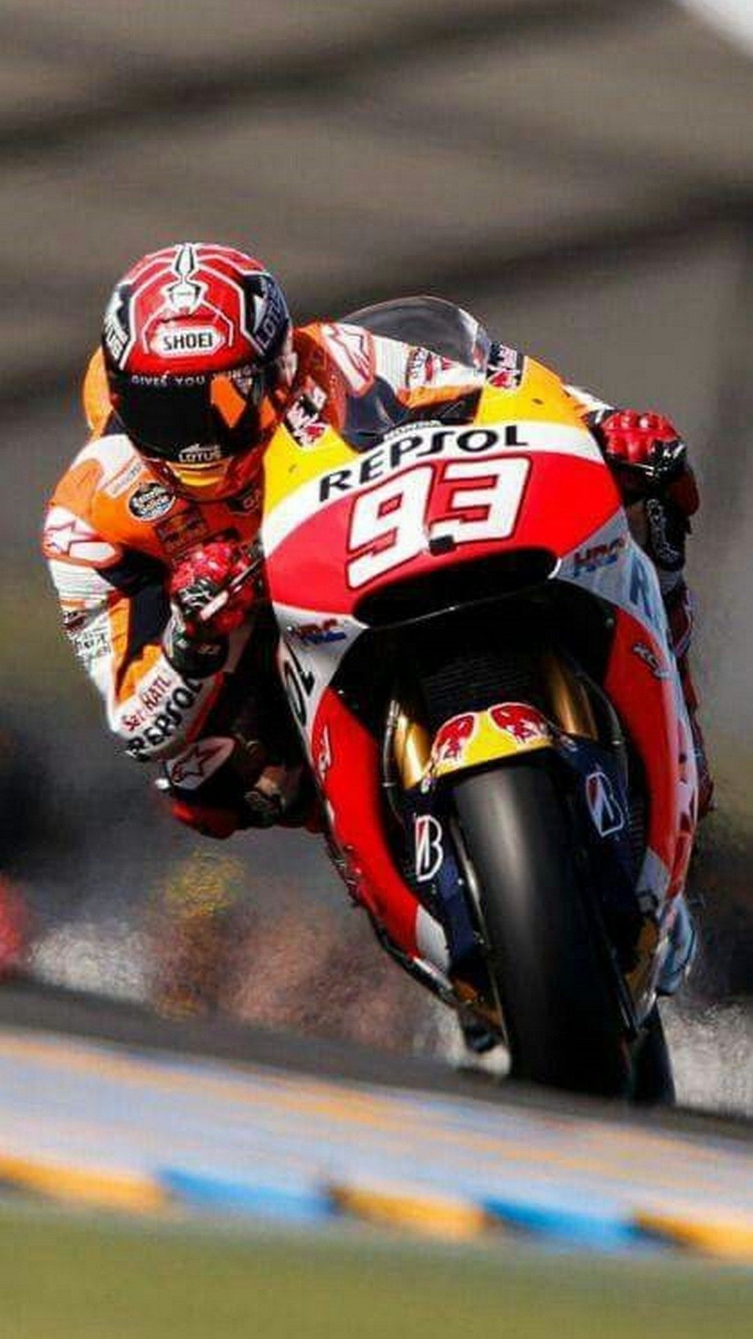 Marc Marquez Wallpapers Top Free Marc Marquez Backgrounds Wallpaperaccess