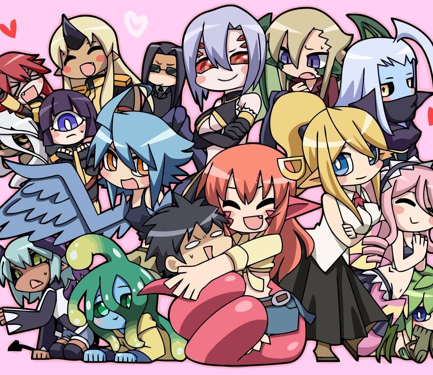 Monster Musume Wallpapers - Top Free Monster Musume ...