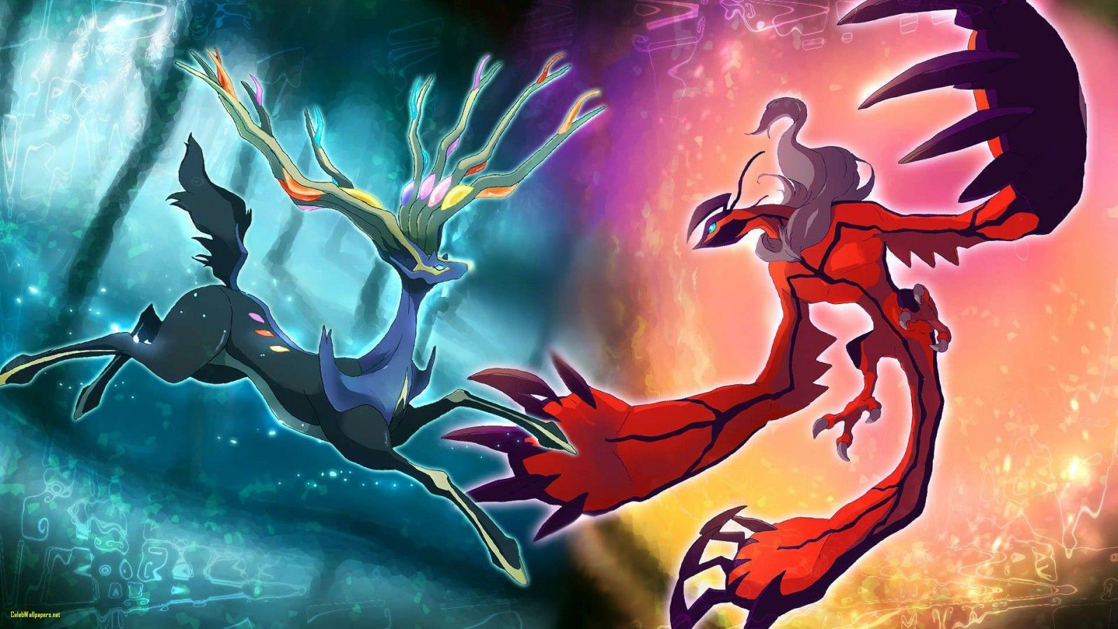 56 Cool Pokemon Wallpapers Download Free Amazing: Cool Legendary Pokemon Wallpapers
