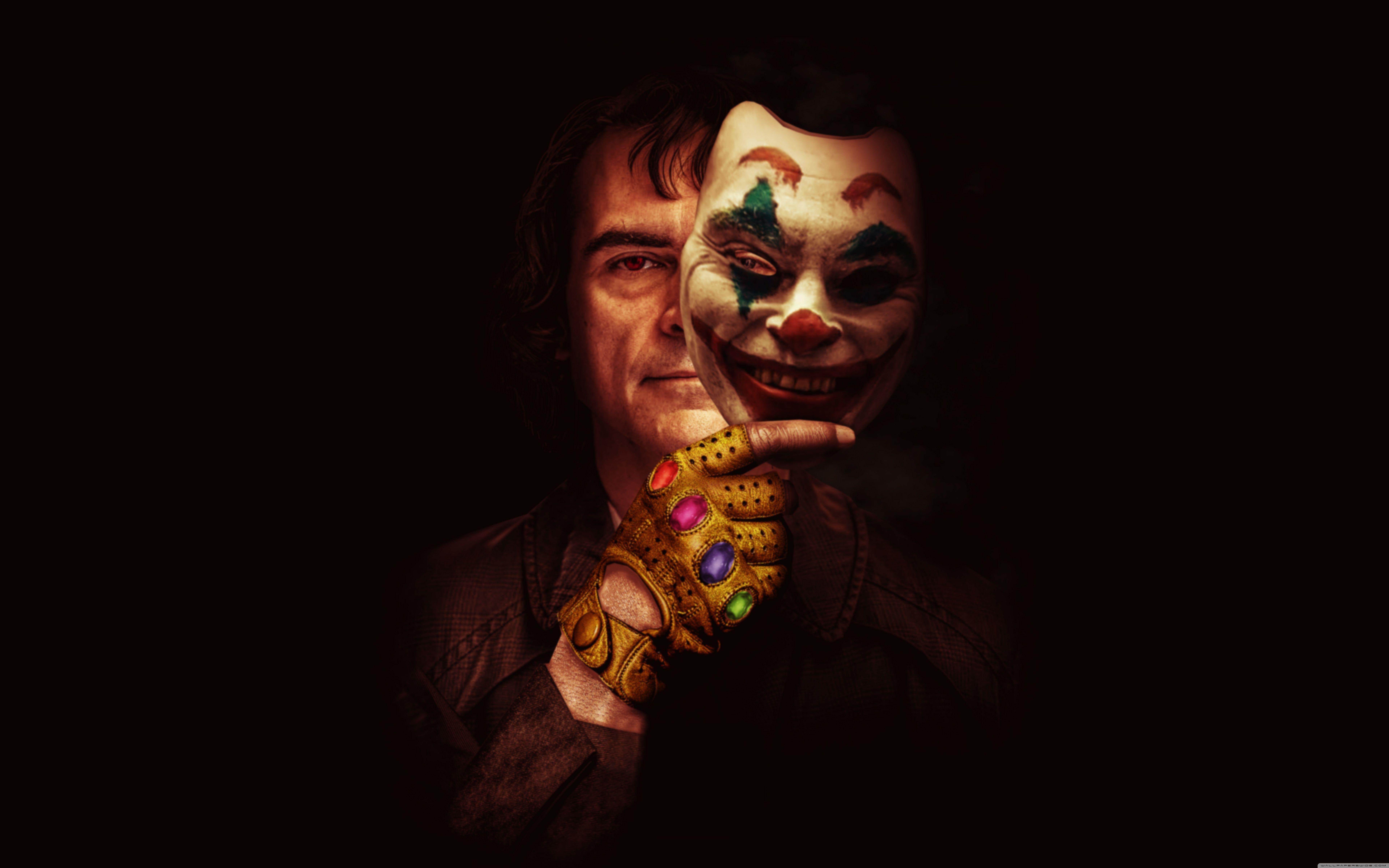 Joker Black Mask Wallpapers Top Free Joker Black Mask Backgrounds Wallpaperaccess