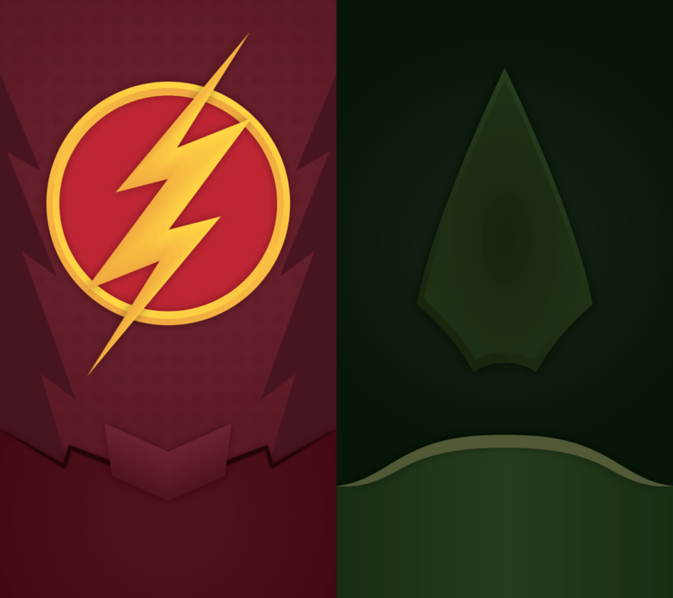 Arrow And Flash Phone Wallpapers Top Free Arrow And Flash Phone