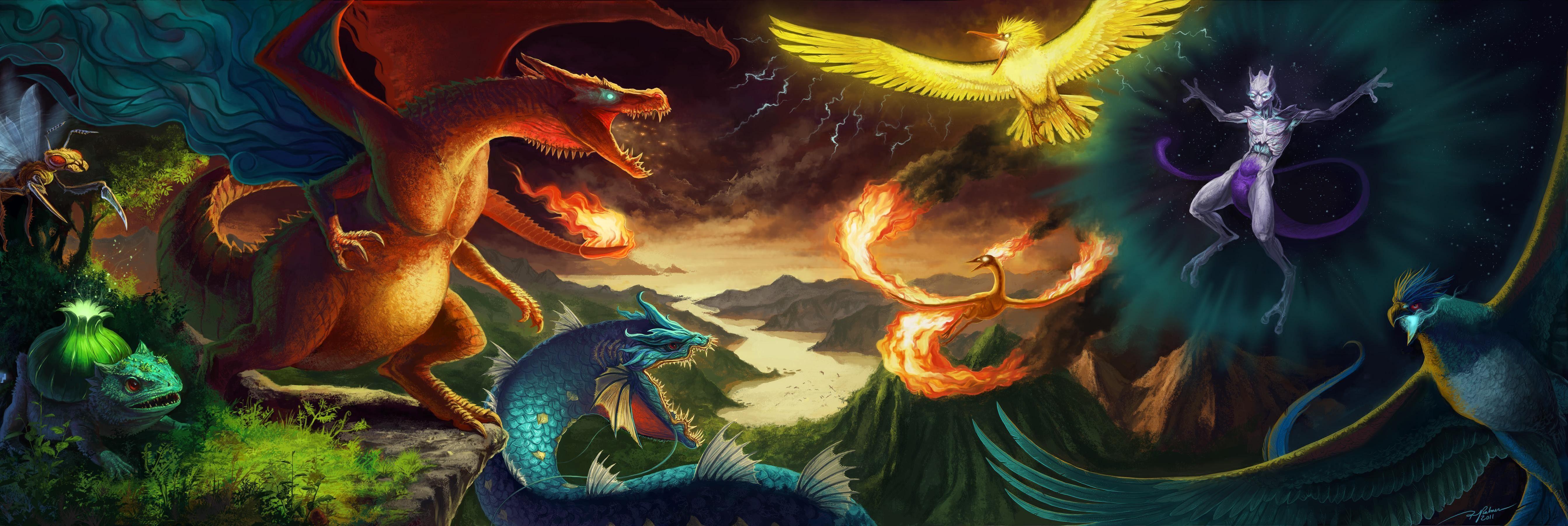 62 best free legendary pokemon wallpapers wallpaperaccess