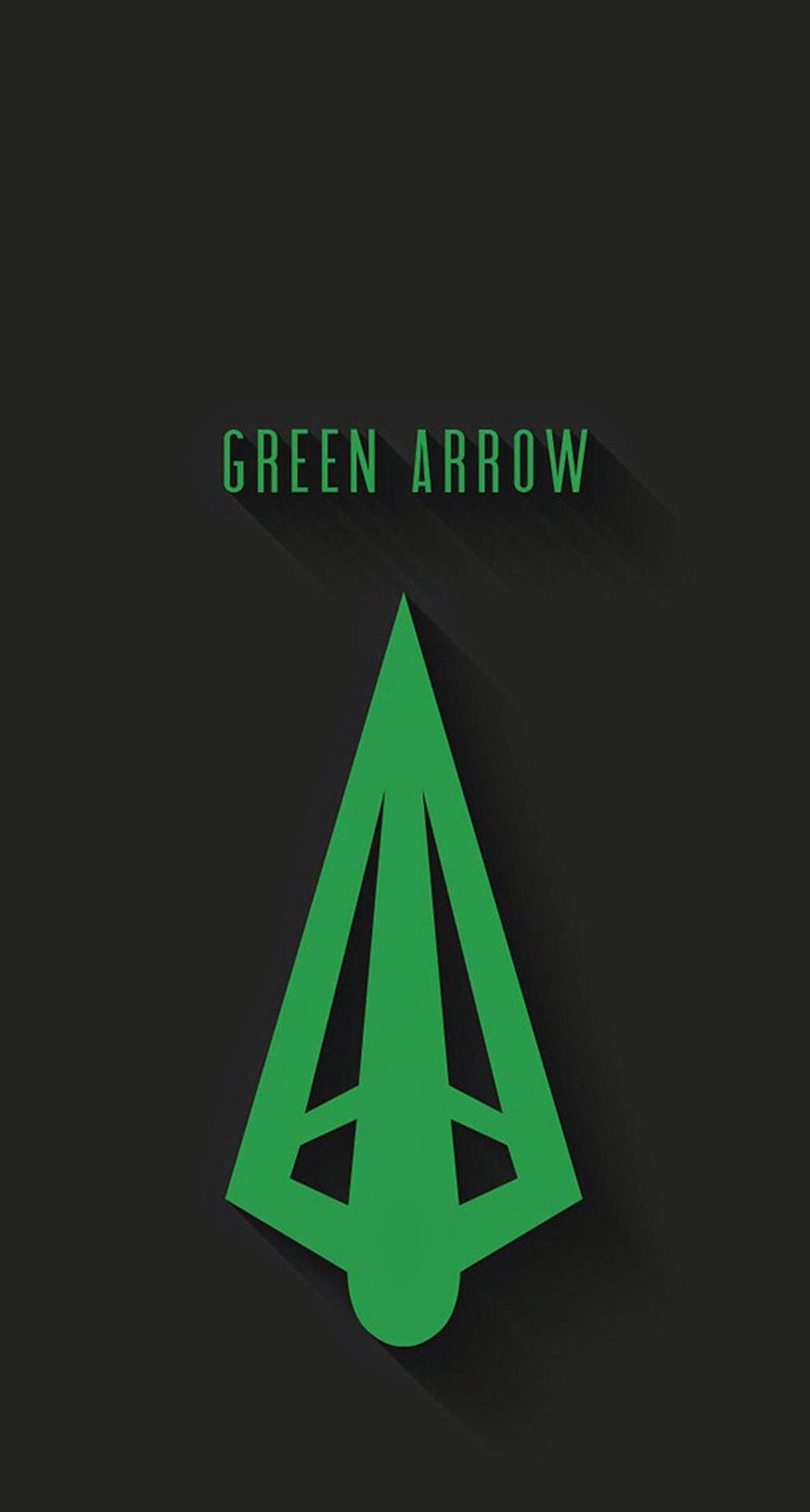 1028x1920 Green Arrow Icon Would Make A Cool Tattoo