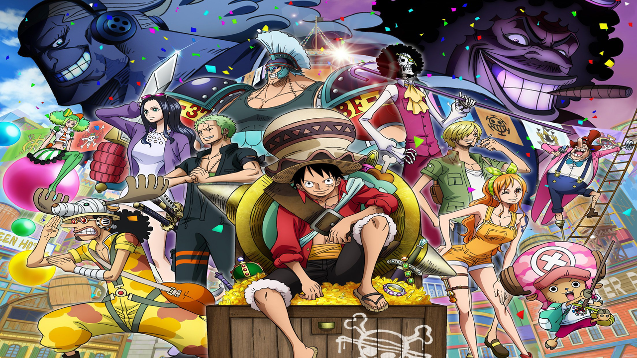 One Piece Stampede Wallpapers - Top ...