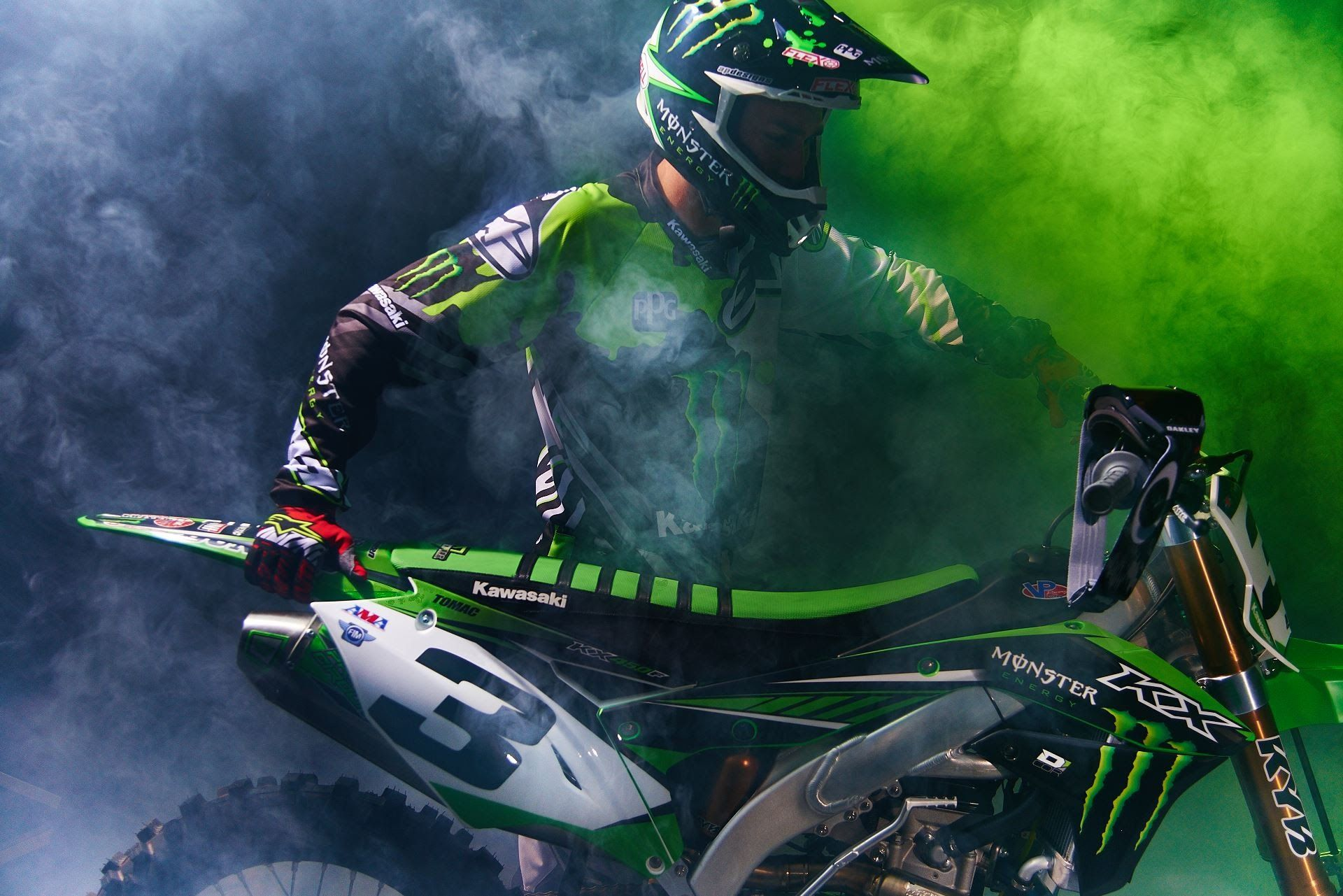 49 Best Free Kawasaki Dirt Bike Wallpapers Wallpaperaccess