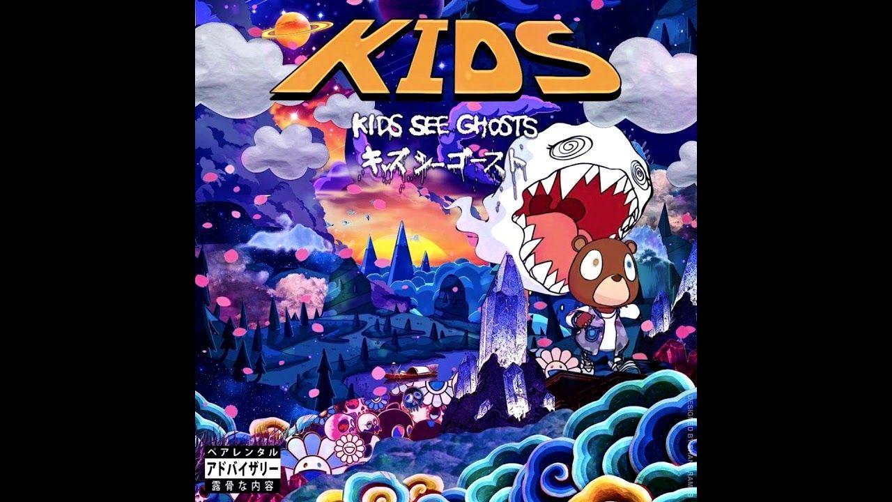 Kids See Ghosts Wallpapers - Top Free Kids See Ghosts ...