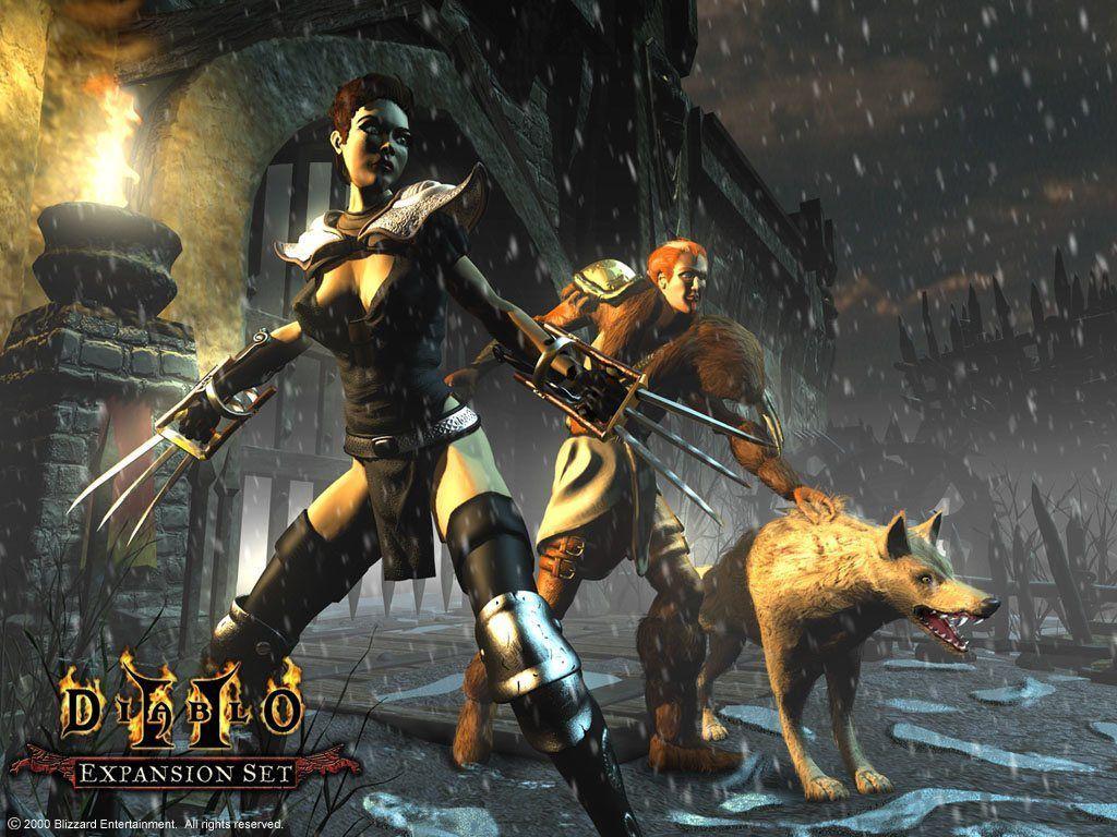 Diablo 2 Wallpapers Top Free Diablo 2 Backgrounds Wallpaperaccess