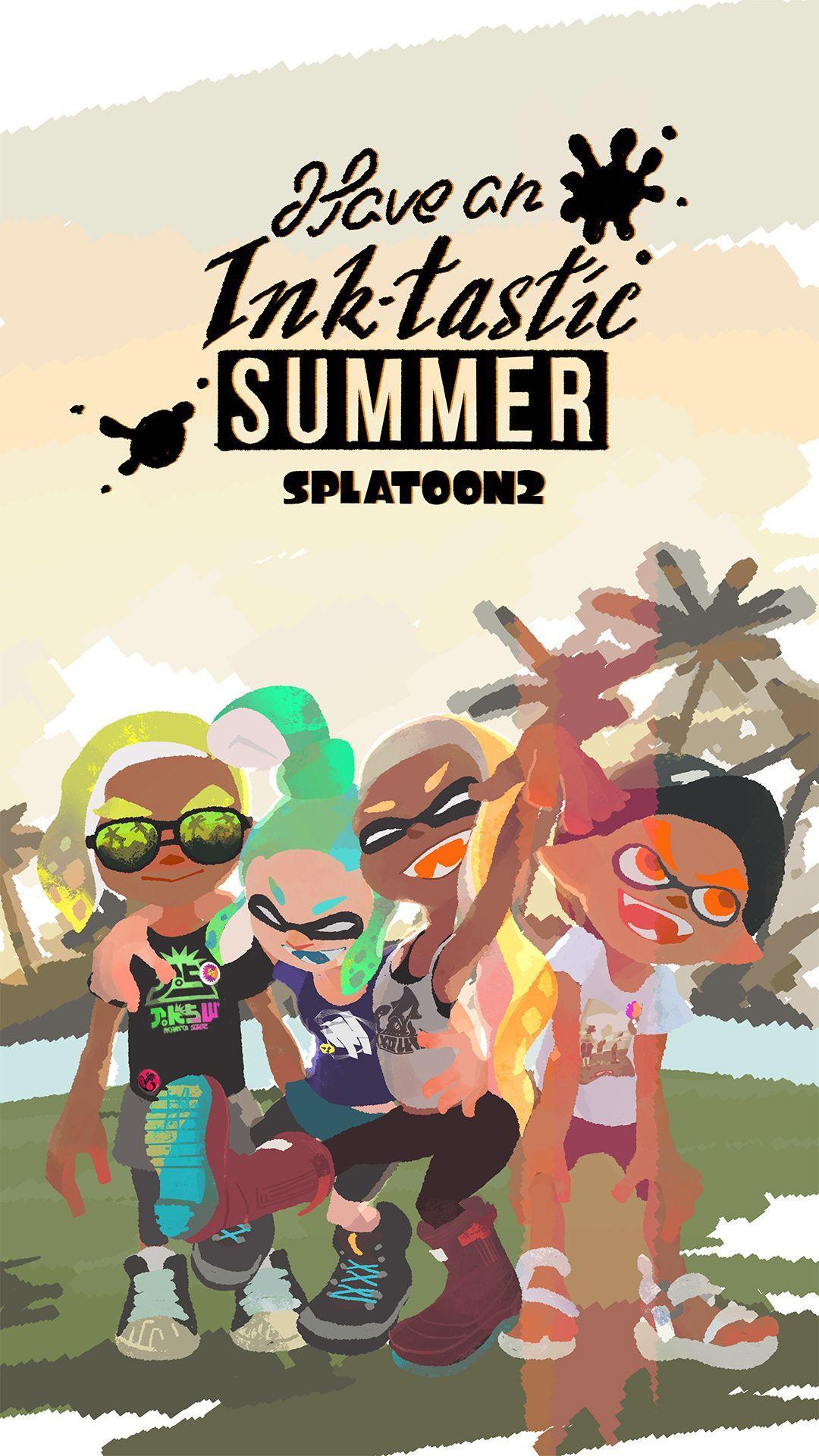 Splatoon 2 Wallpapers - Top Free Splatoon 2 Backgrounds ...