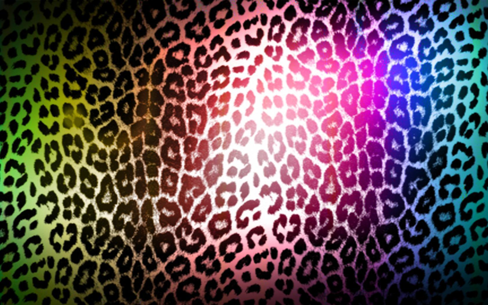 Hình nền Leopard Print 1680x1050