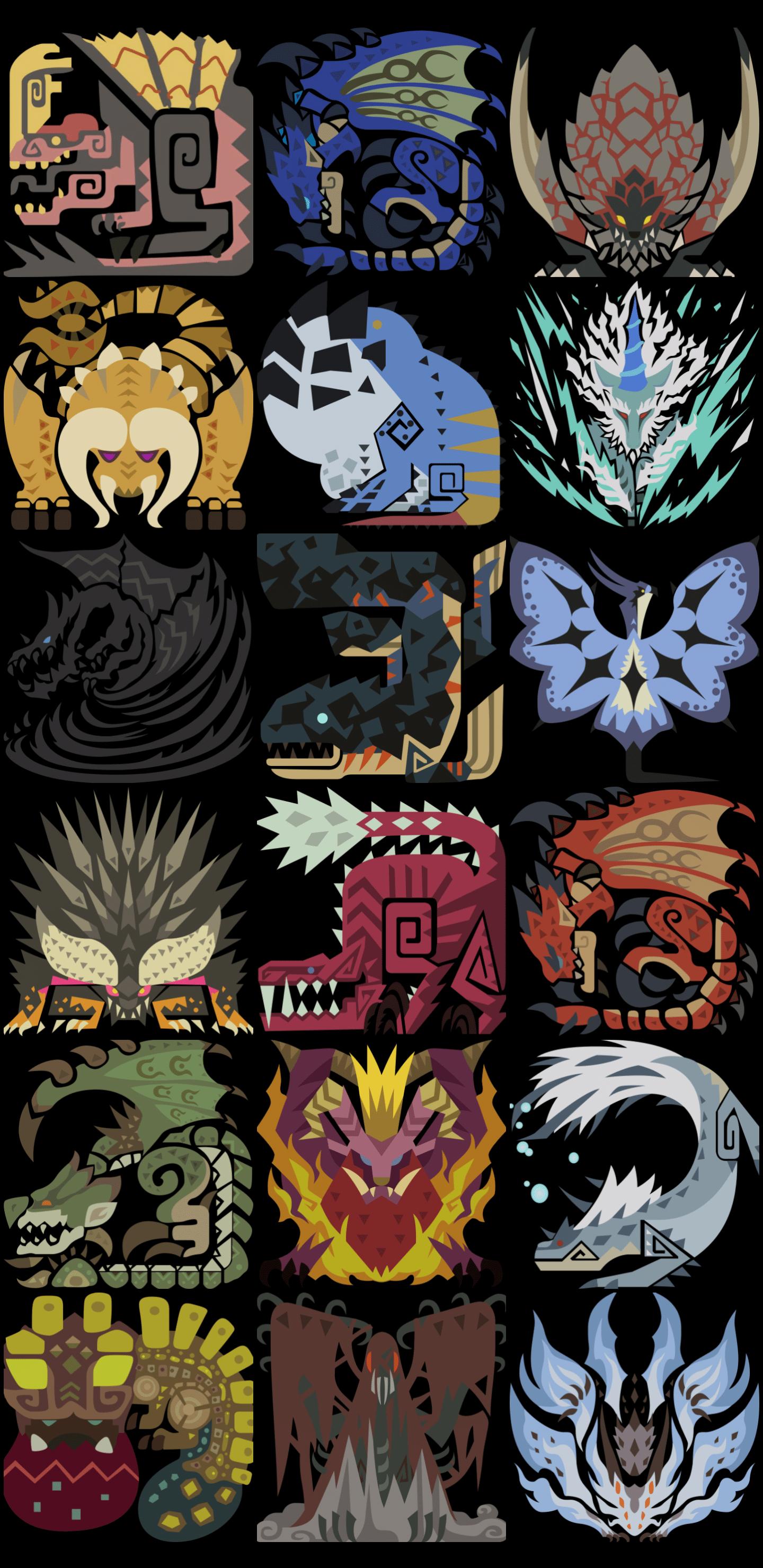 Monster Hunter Iphone Wallpapers Top Free Monster Hunter Iphone