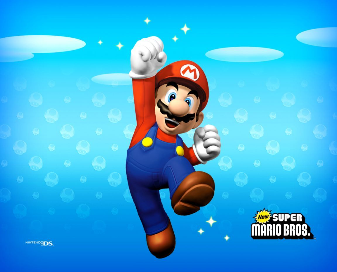 Super Mario Bros Wallpapers Top Free Super Mario Bros Backgrounds Wallpaperaccess