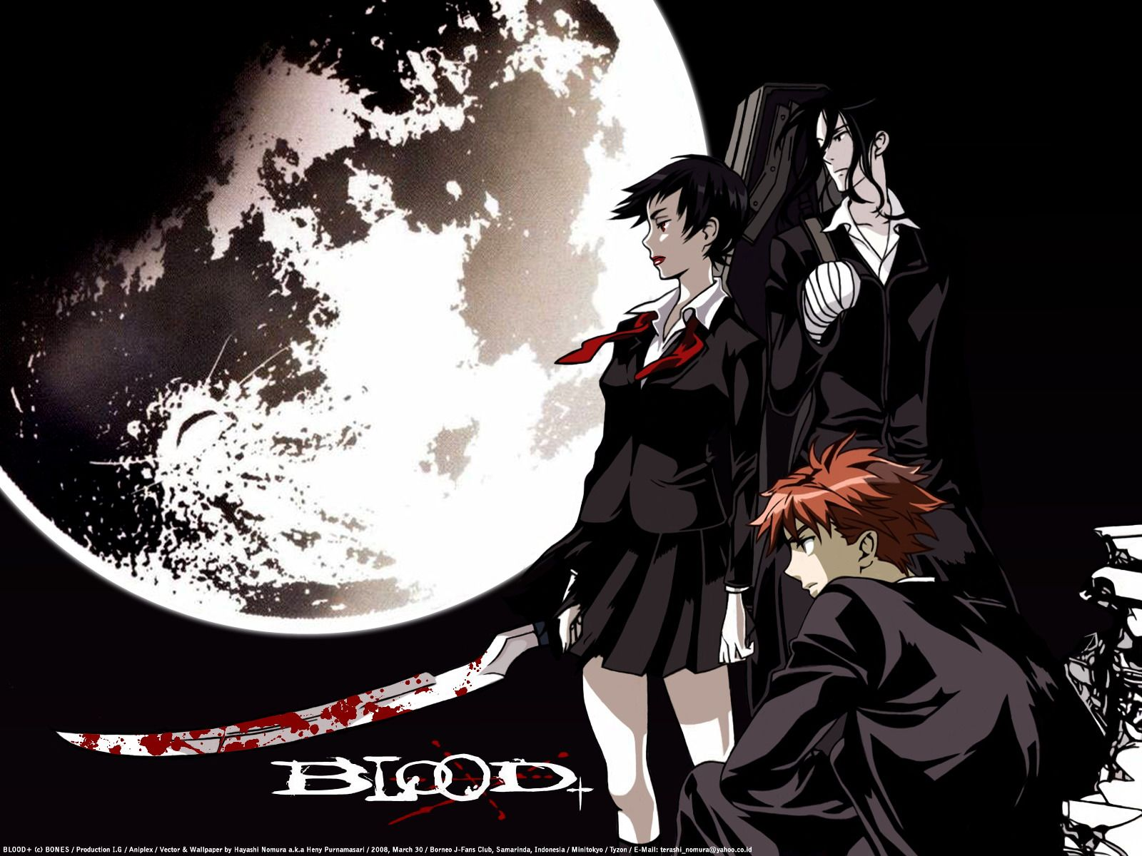 Blood Anime Wallpapers Top Free Blood Anime Backgrounds