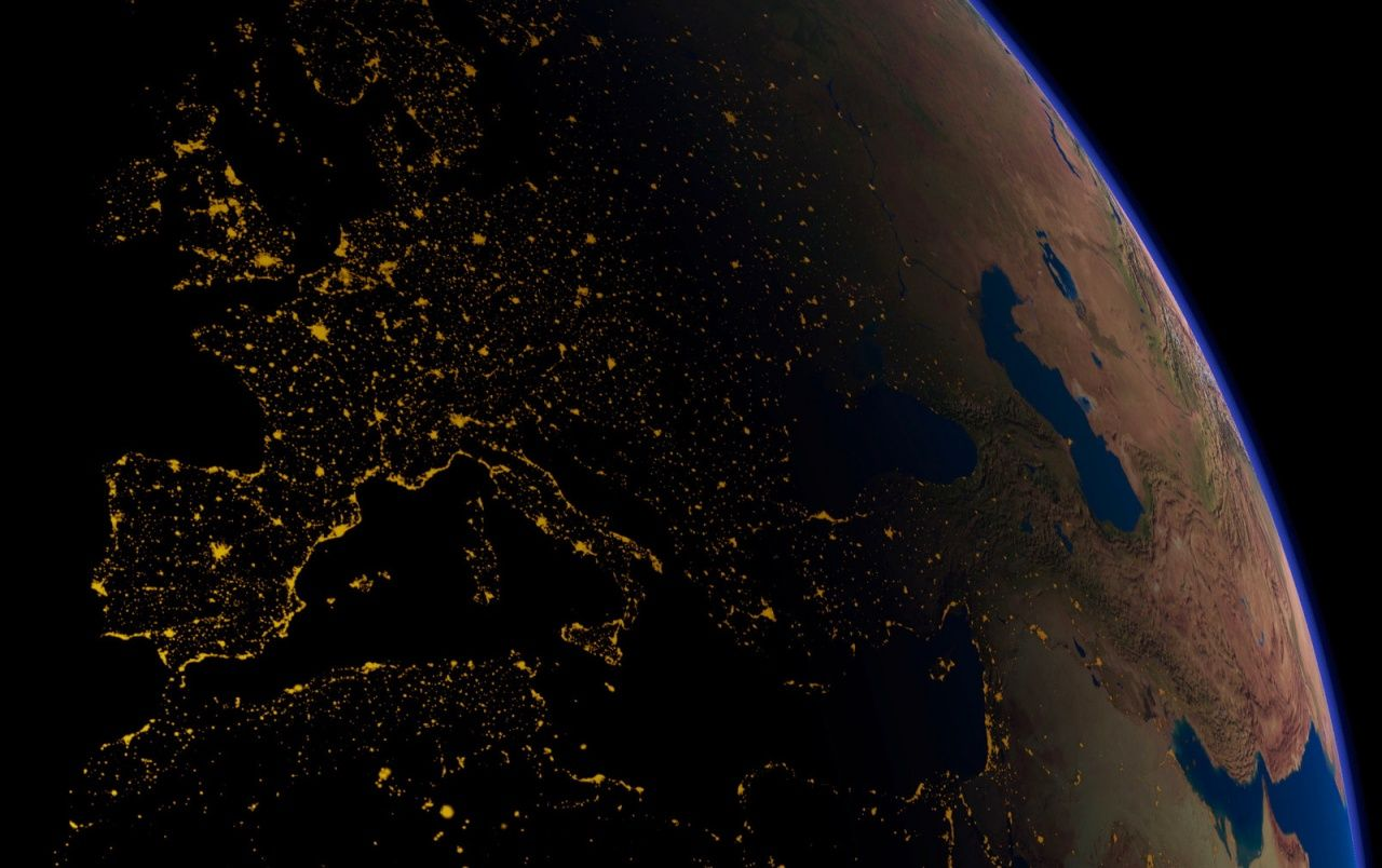 61 best free earth at night wallpapers wallpaperaccess 2560x1024 desktop wallpaper world map day night valid travel world earth map gumiabroncs Image collections