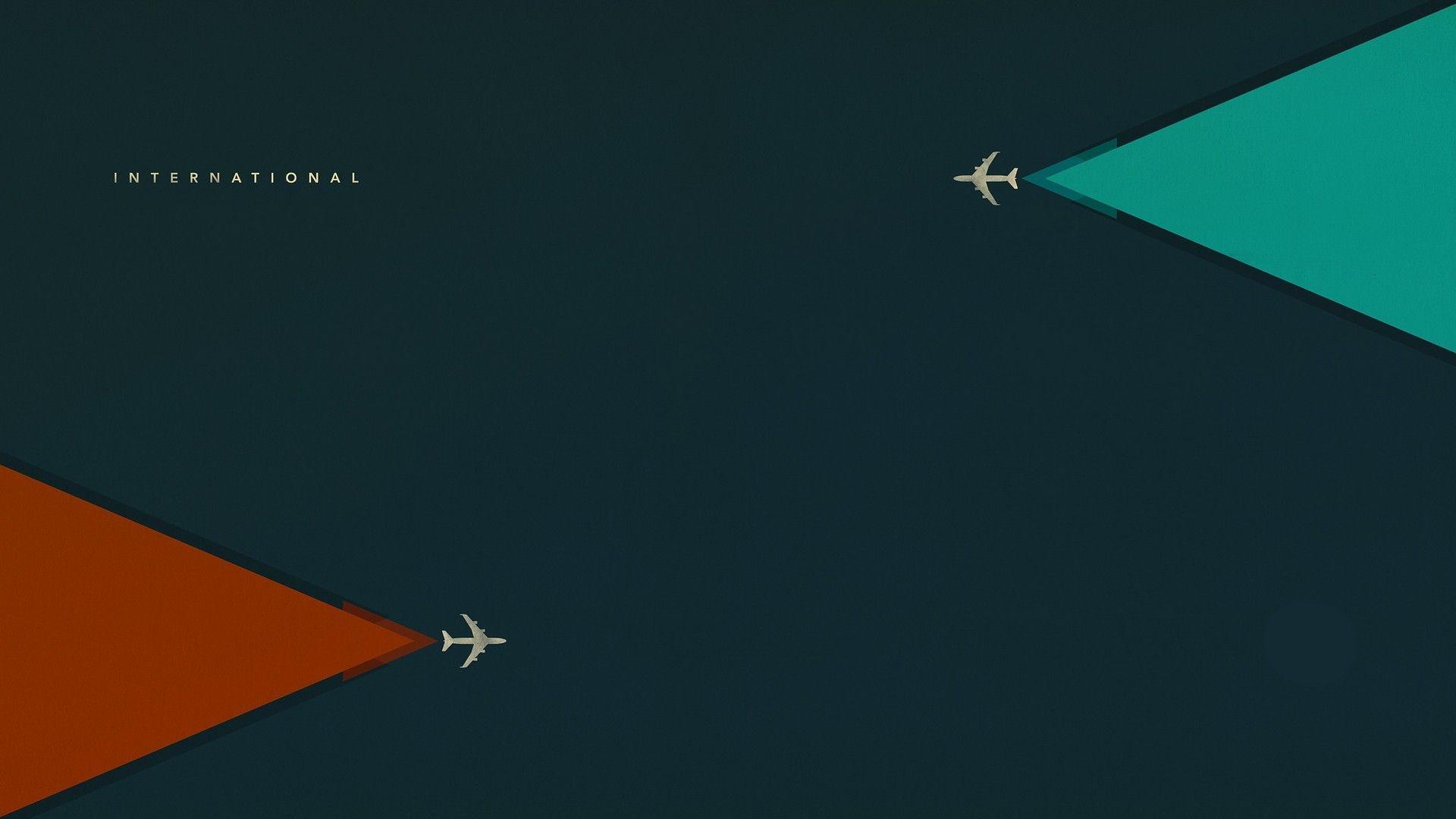 Minimalist Airplane Wallpapers Top Free Minimalist Airplane Backgrounds Wallpaperaccess