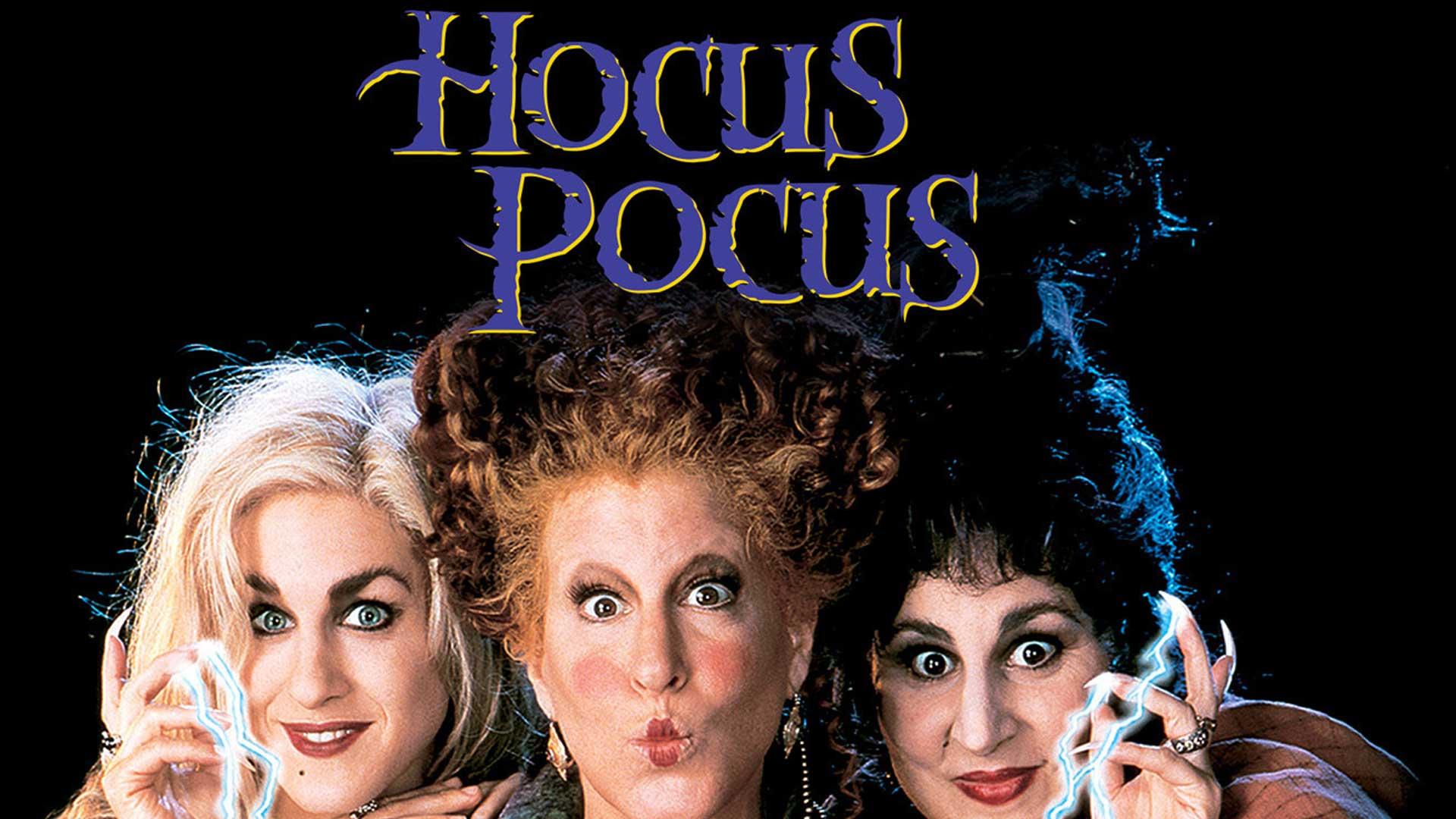Hocus Pocus Wallpapers Top Free Hocus Pocus Backgrounds Wallpaperaccess
