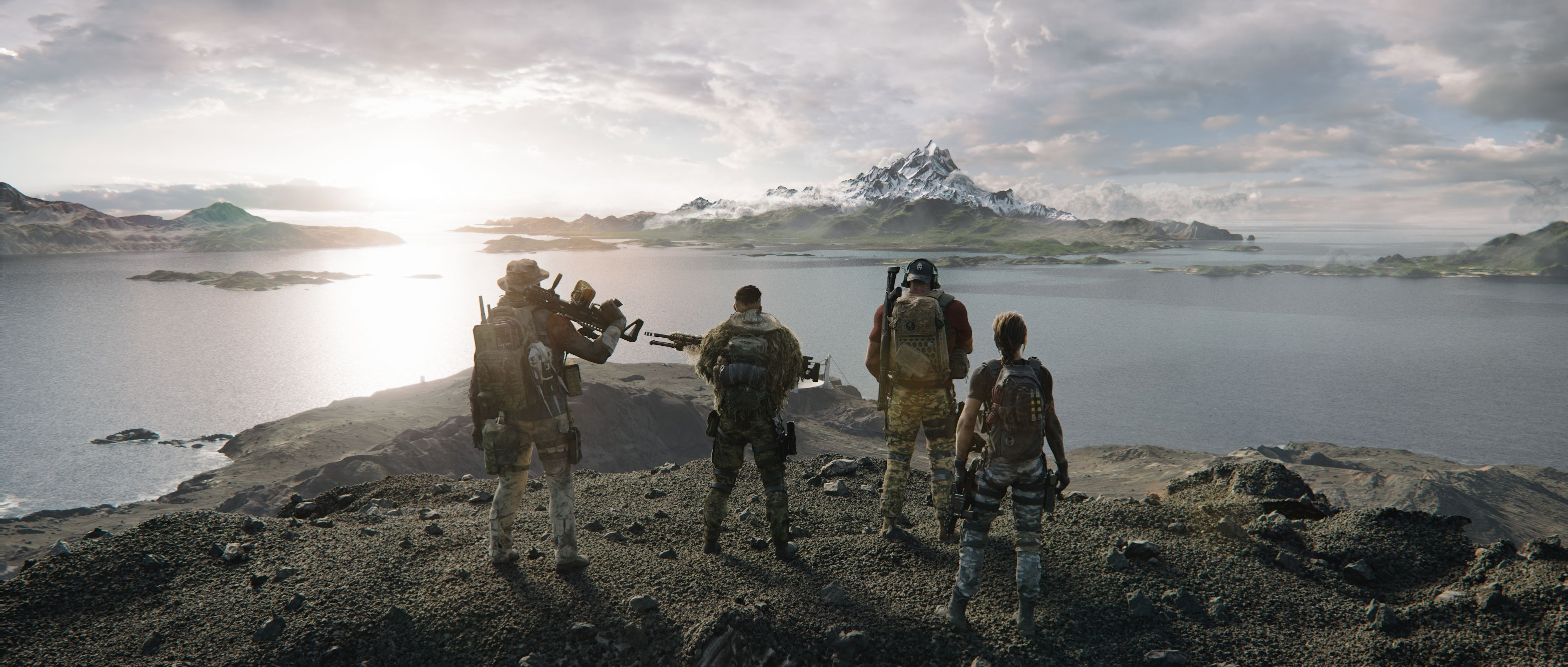Tom Clancy S Ghost Recon Breakpoint Wallpapers Top Free Tom