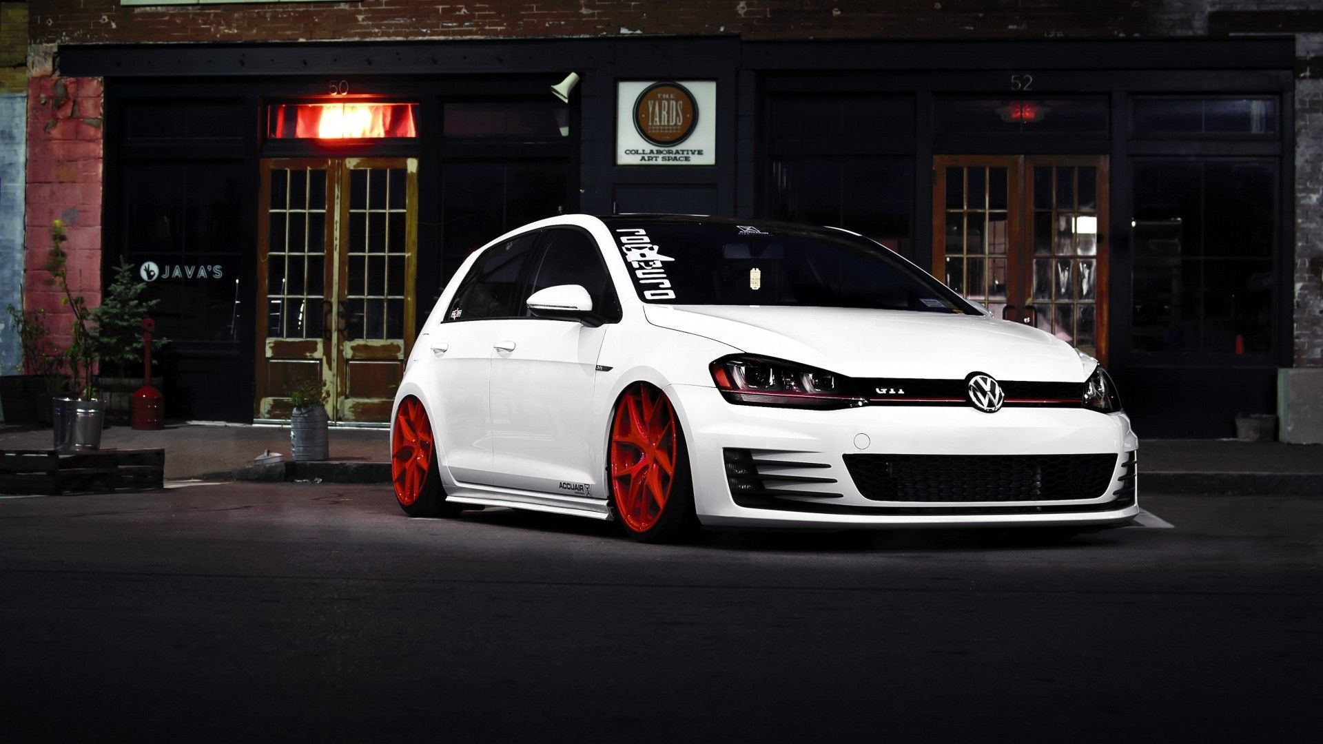 Golf Gti Wallpapers Top Free Golf Gti Backgrounds