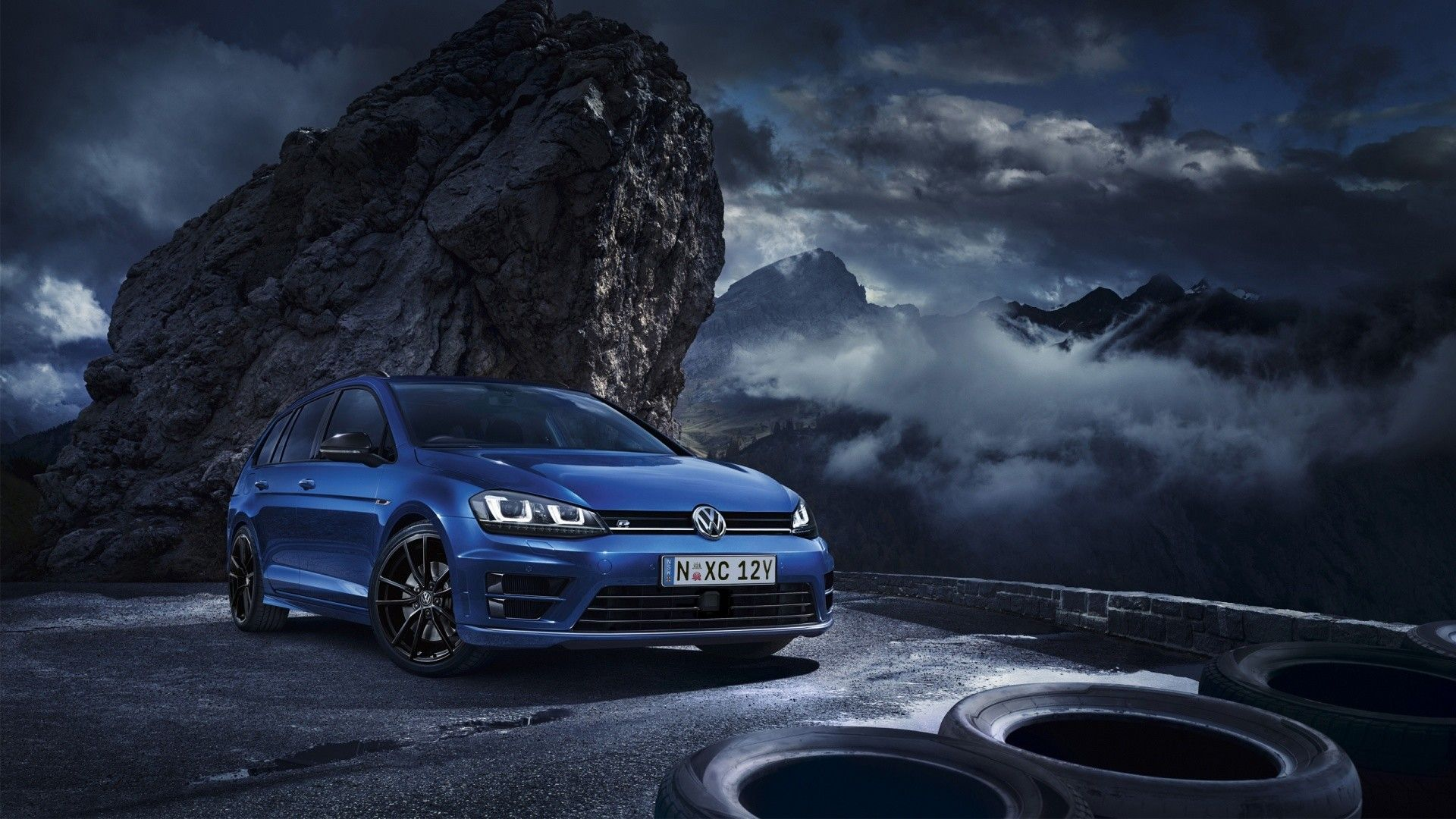 Vw Golf Wallpapers Top Free Vw Golf Backgrounds Wallpaperaccess