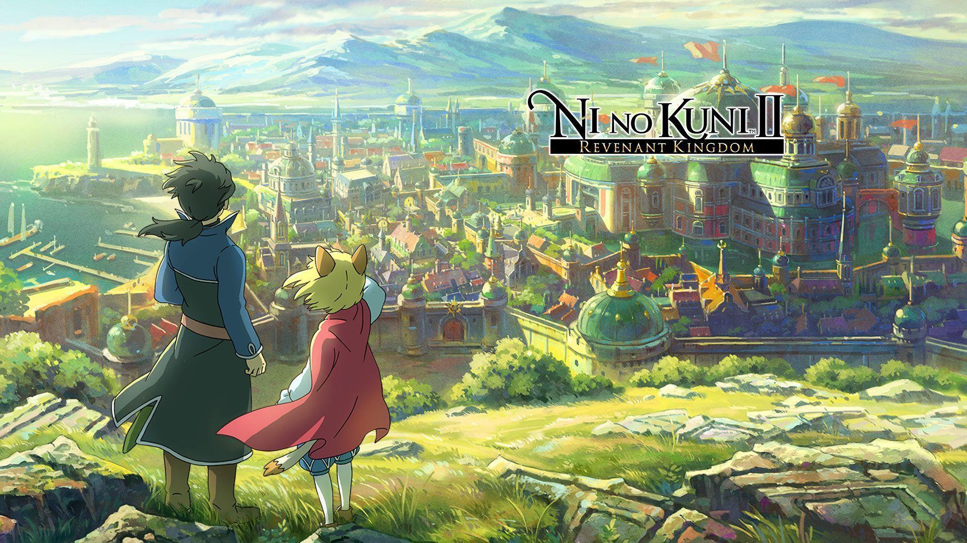 Ni No Kuni Wallpapers Top Free Ni No Kuni Backgrounds
